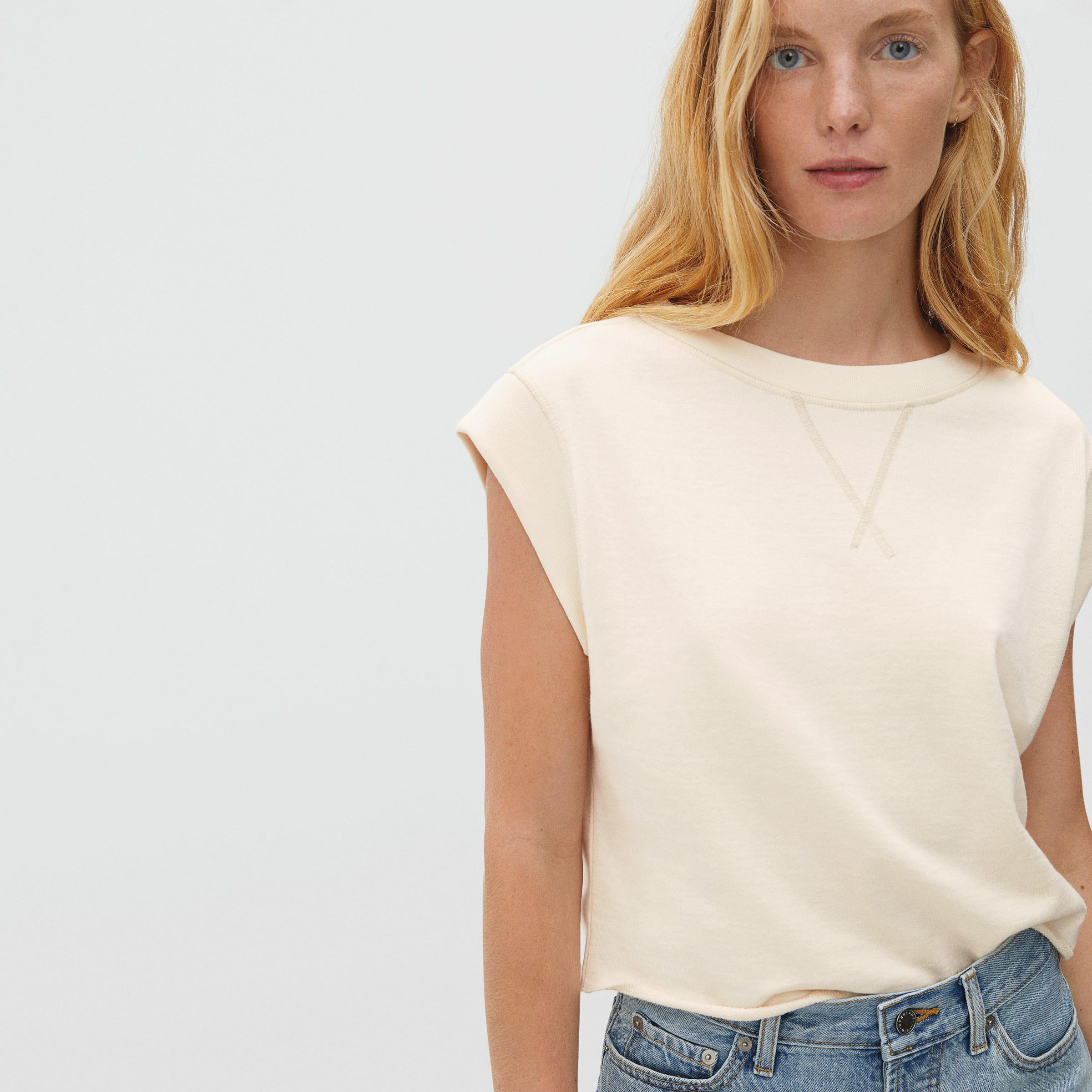 The Lightweight French Terry Tank
