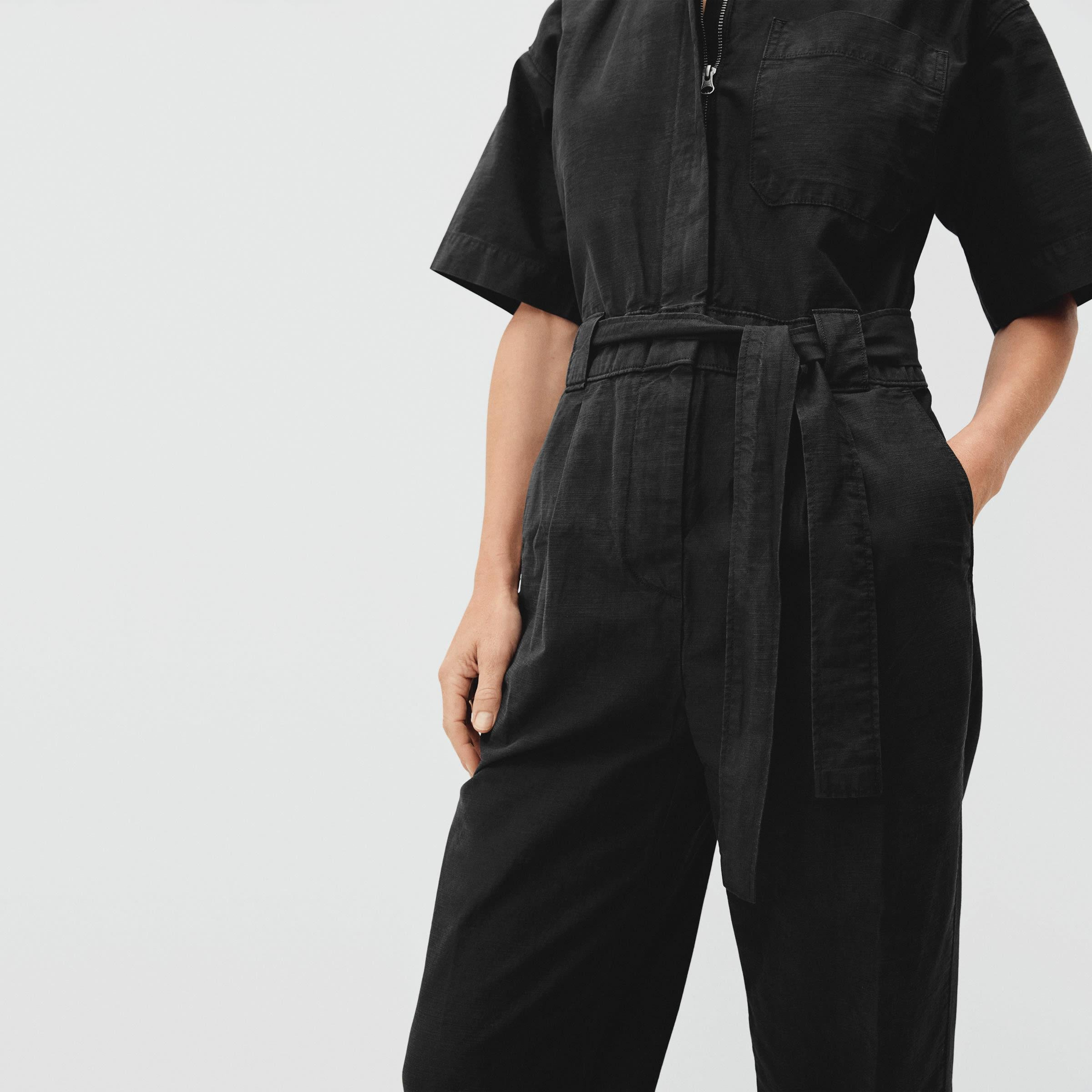 The Fatigue Short-Sleeve Jumpsuit 5