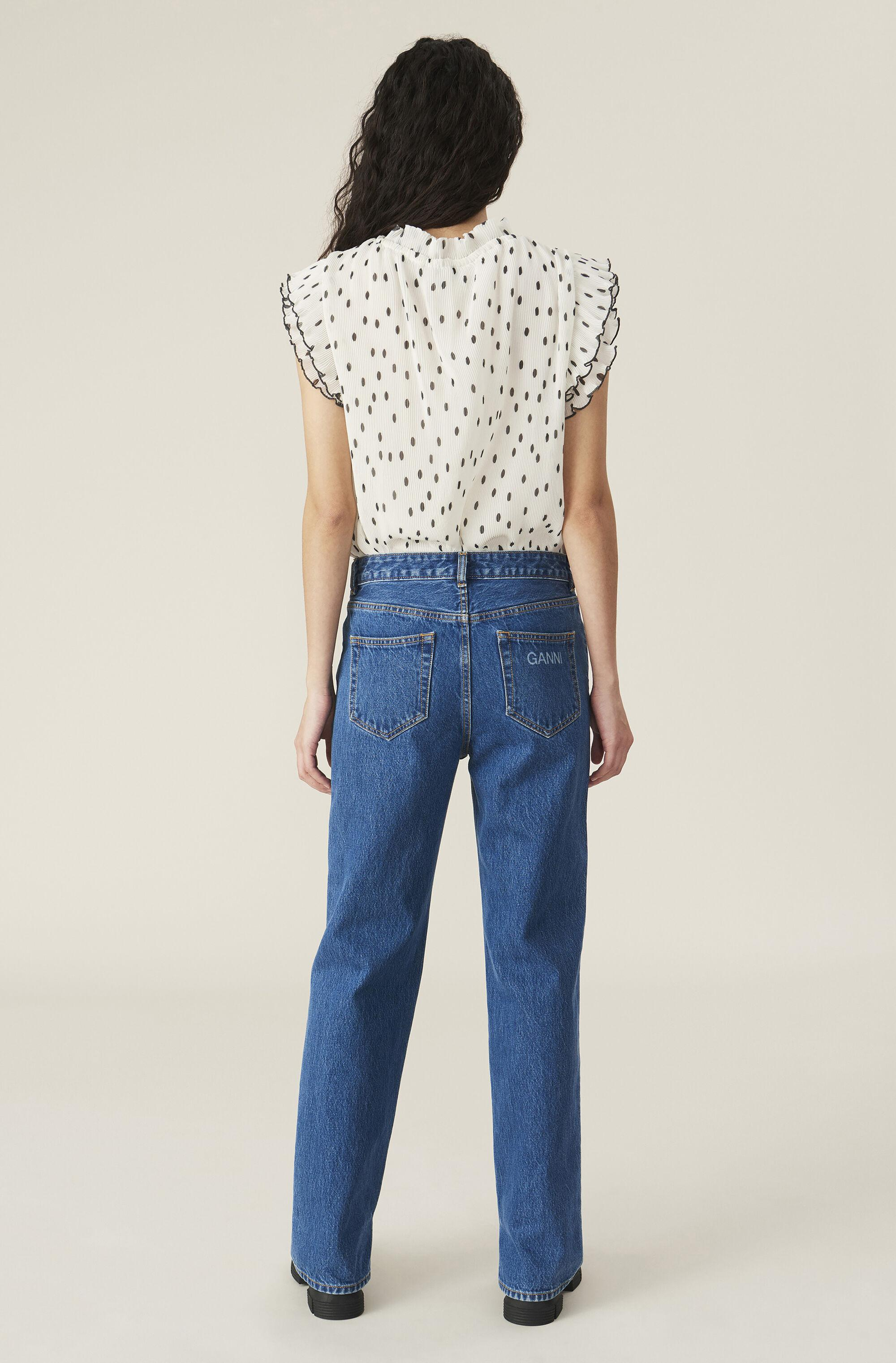 Basic Denim Relaxed Fit Jeans 1