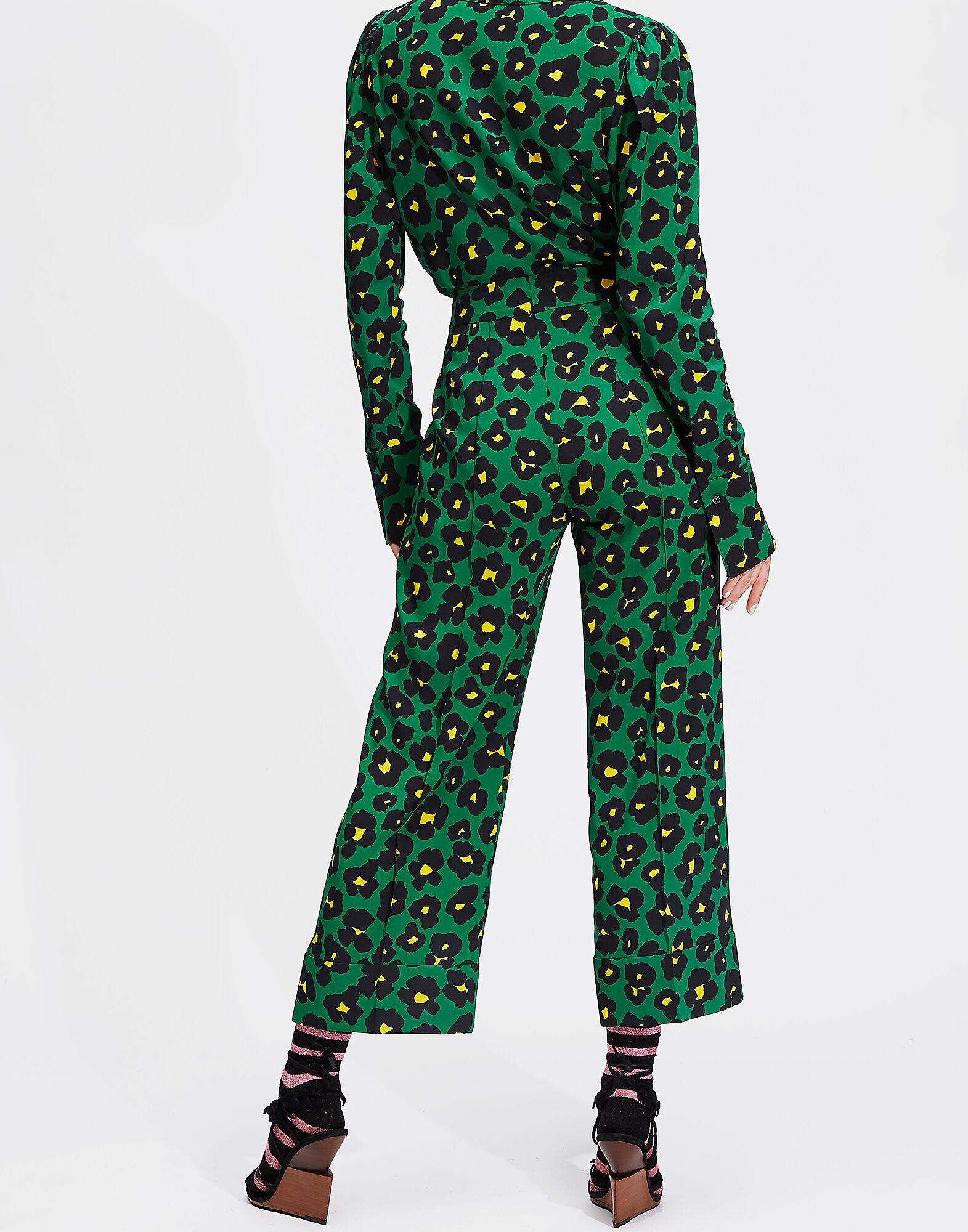 Cropped Anna Pants 2
