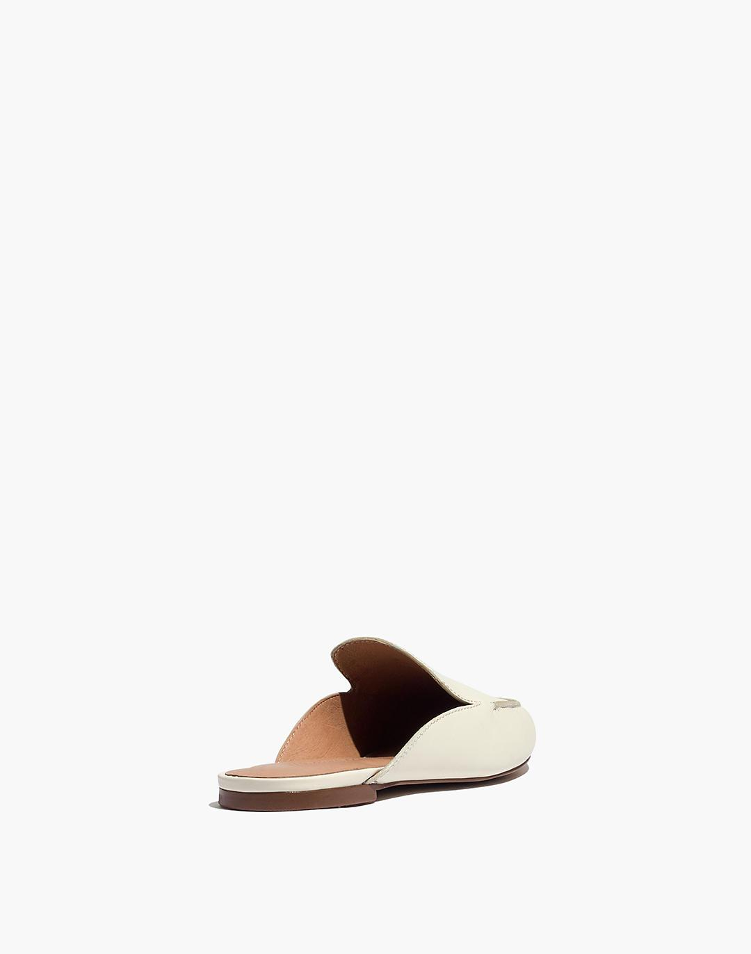 The Frances Skimmer Mule in Leather 2