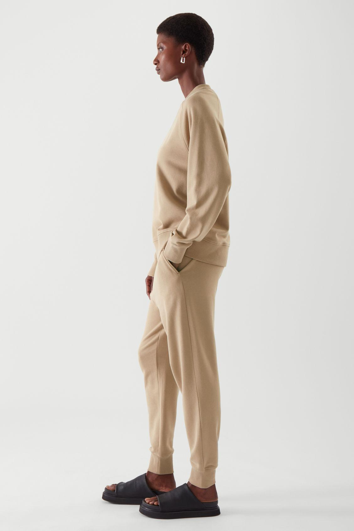 RELAXED-FIT TERRY SWEATSHIRT 3