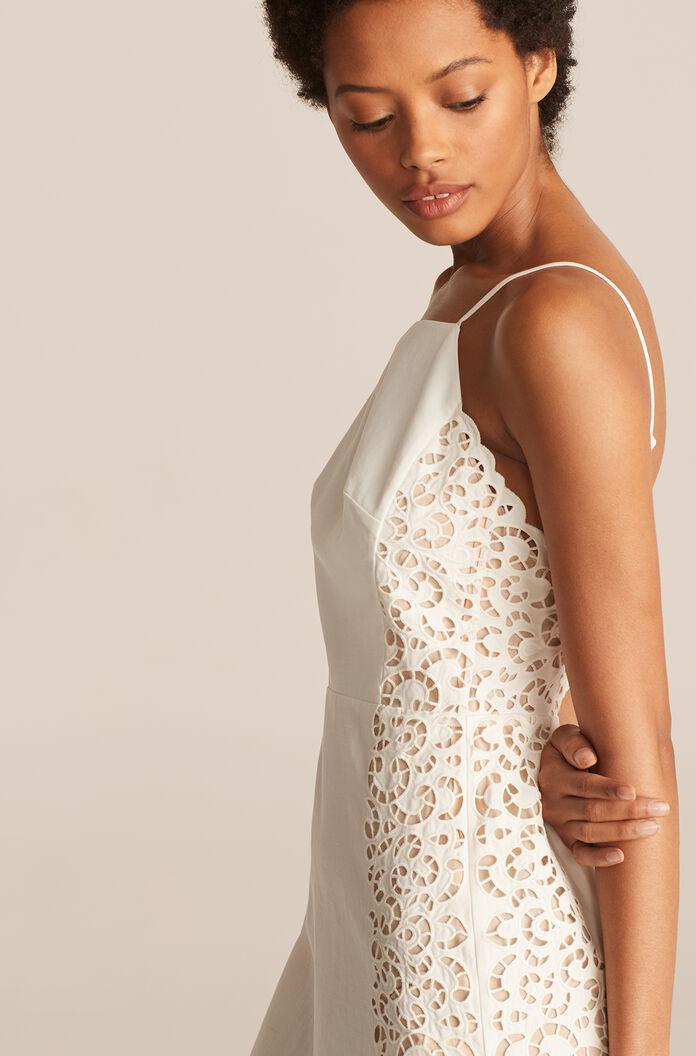 AGNES EMBROIDERY DRESS 1