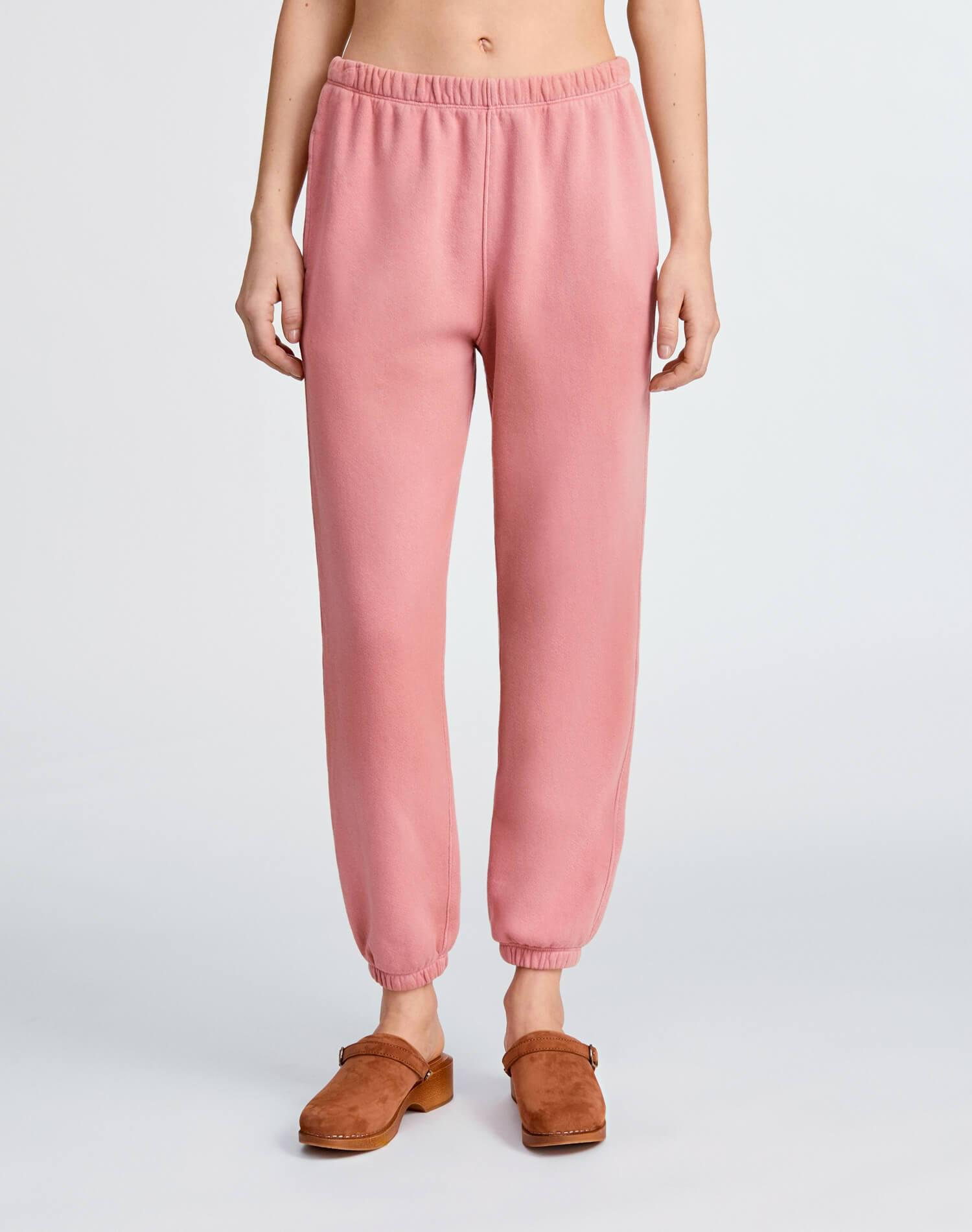 80s Sweatpant - Faded Clay