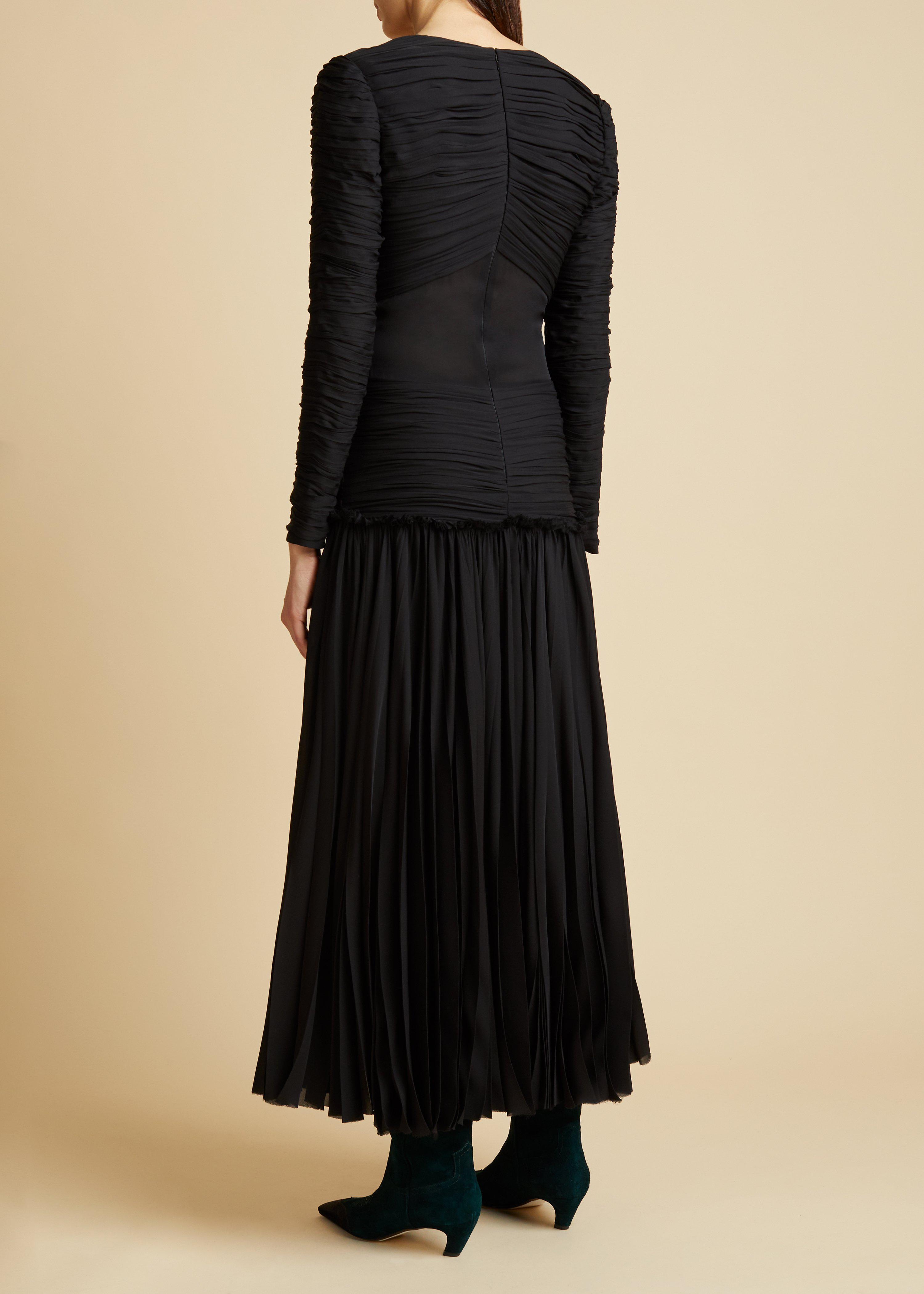 The Mary Dress in Black 2