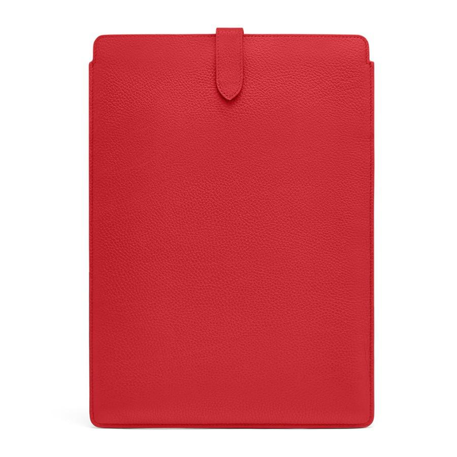 inch in Red   Pebbled Leather by Cuyana