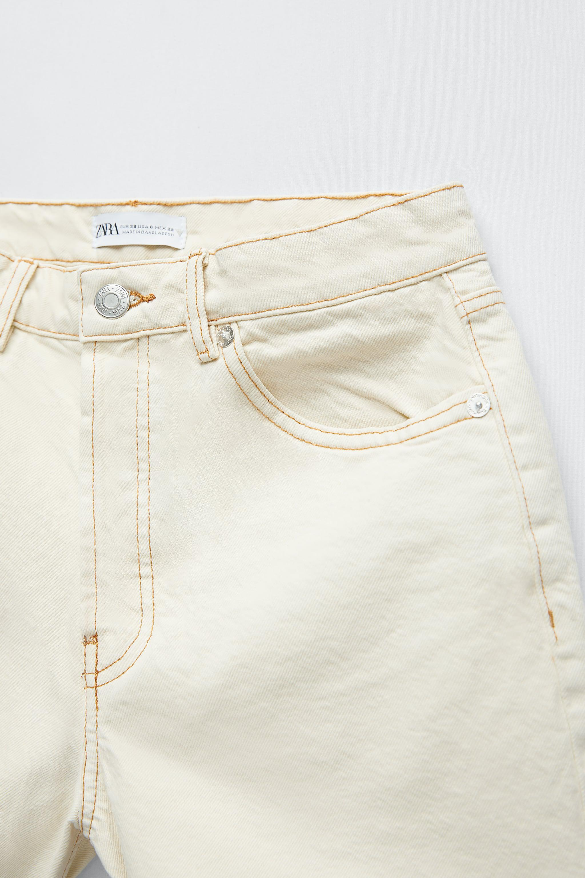 SOLID COLOR STRAIGHT SHORTS 7