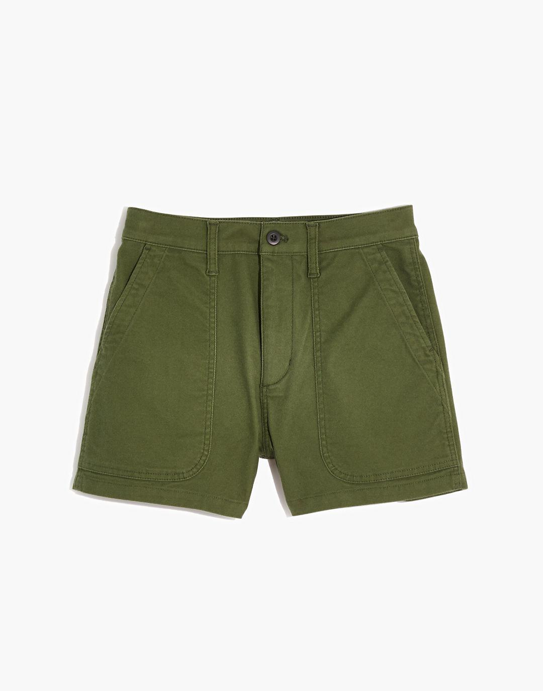The Perfect Vintage Military Short 3