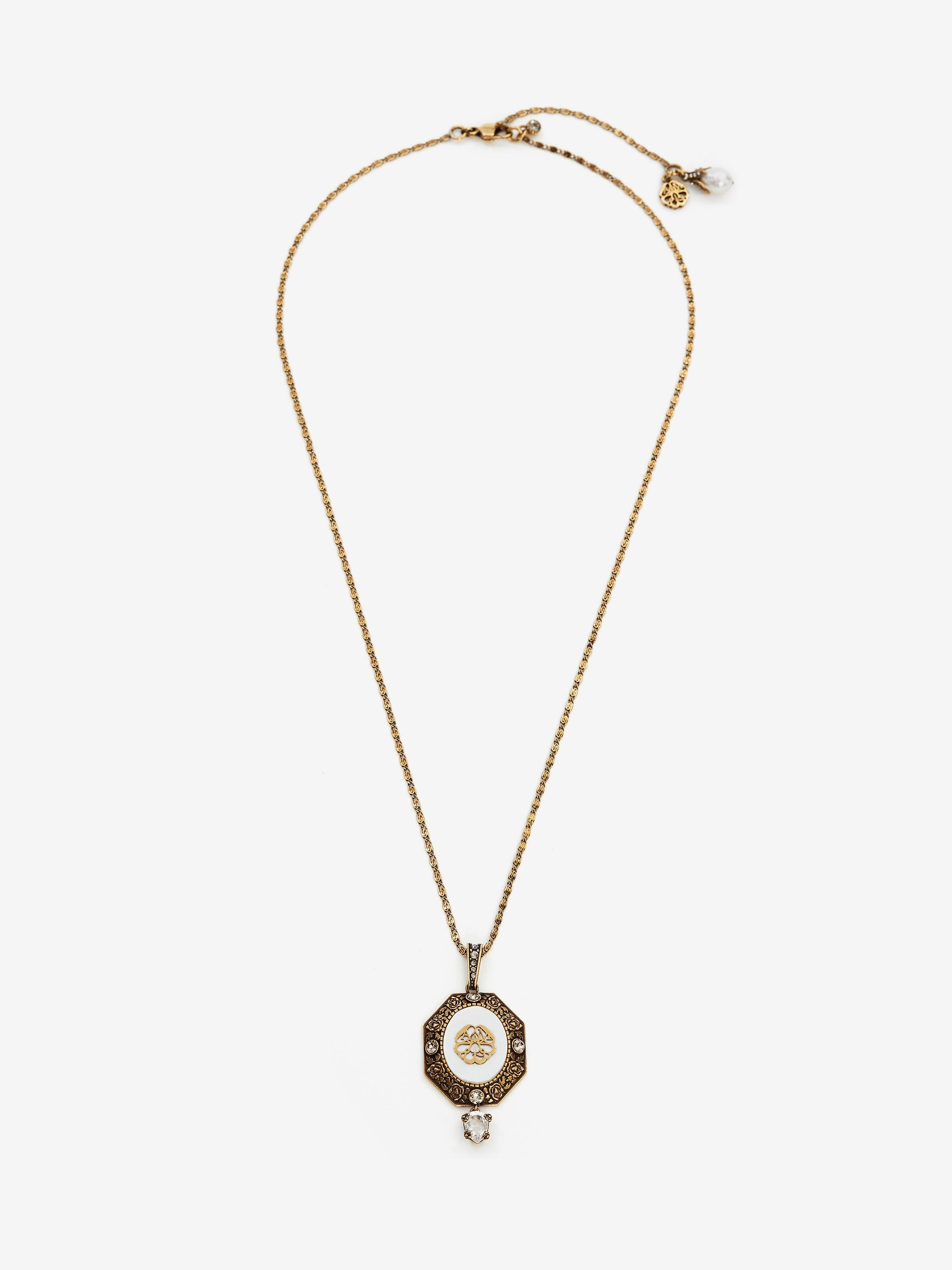Charm Seal Necklace