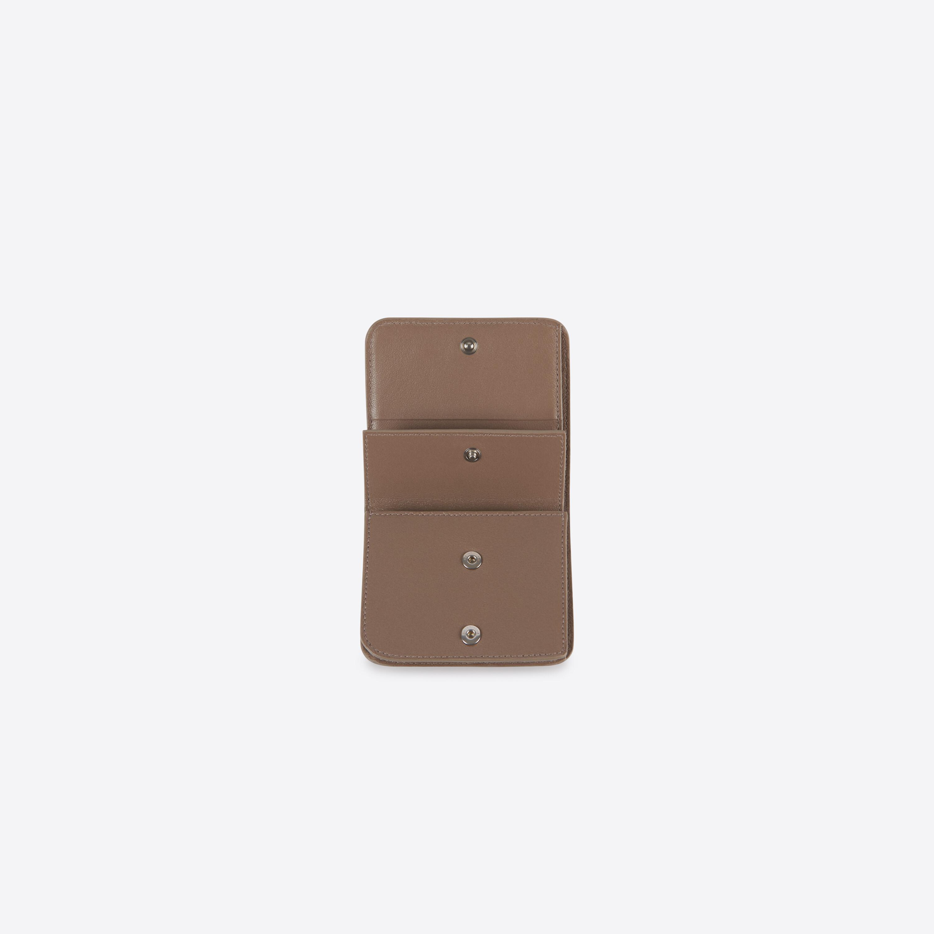 Cash Flap Coin And Card Holder 2