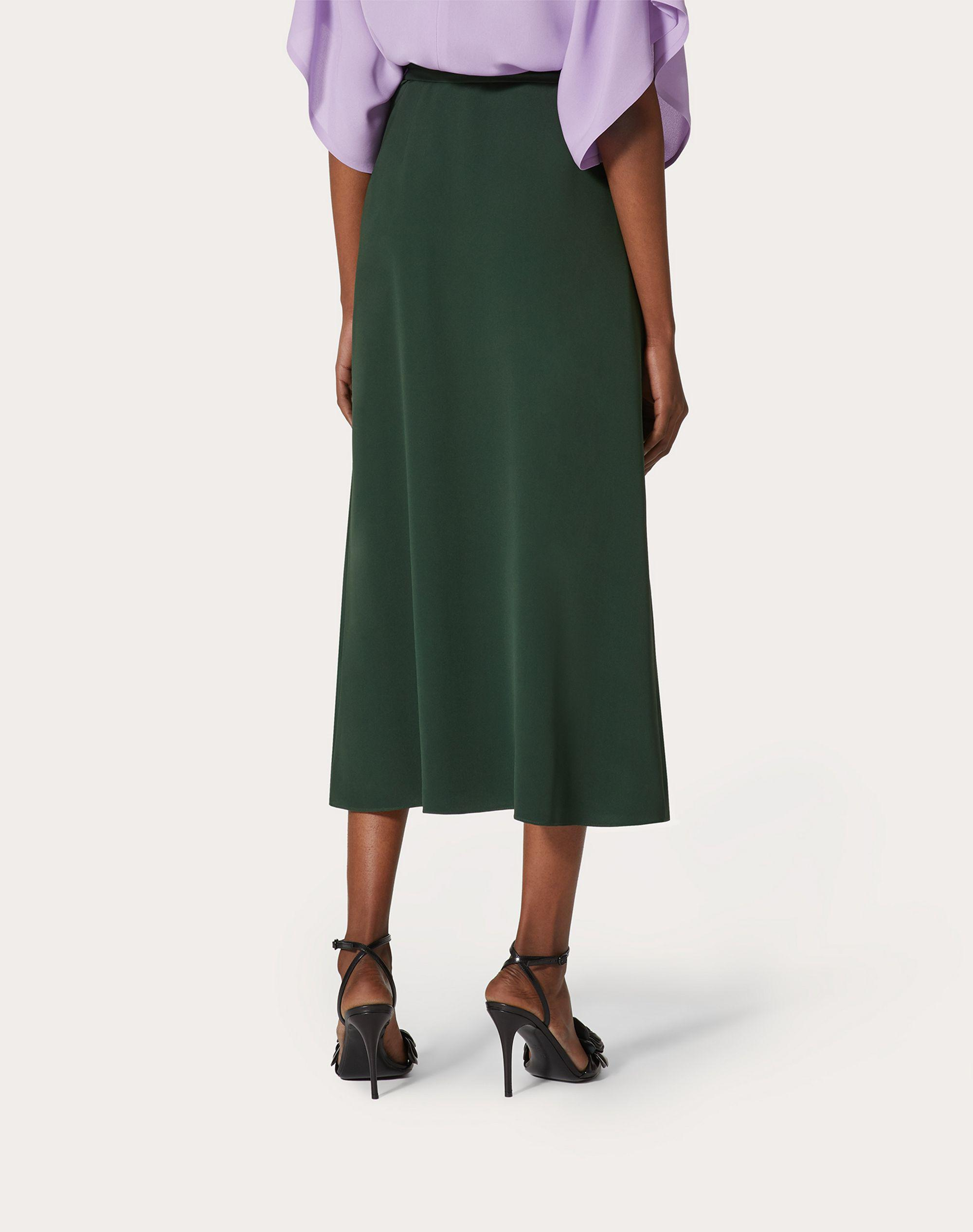 CADY COUTURE WRAP SKIRT 2