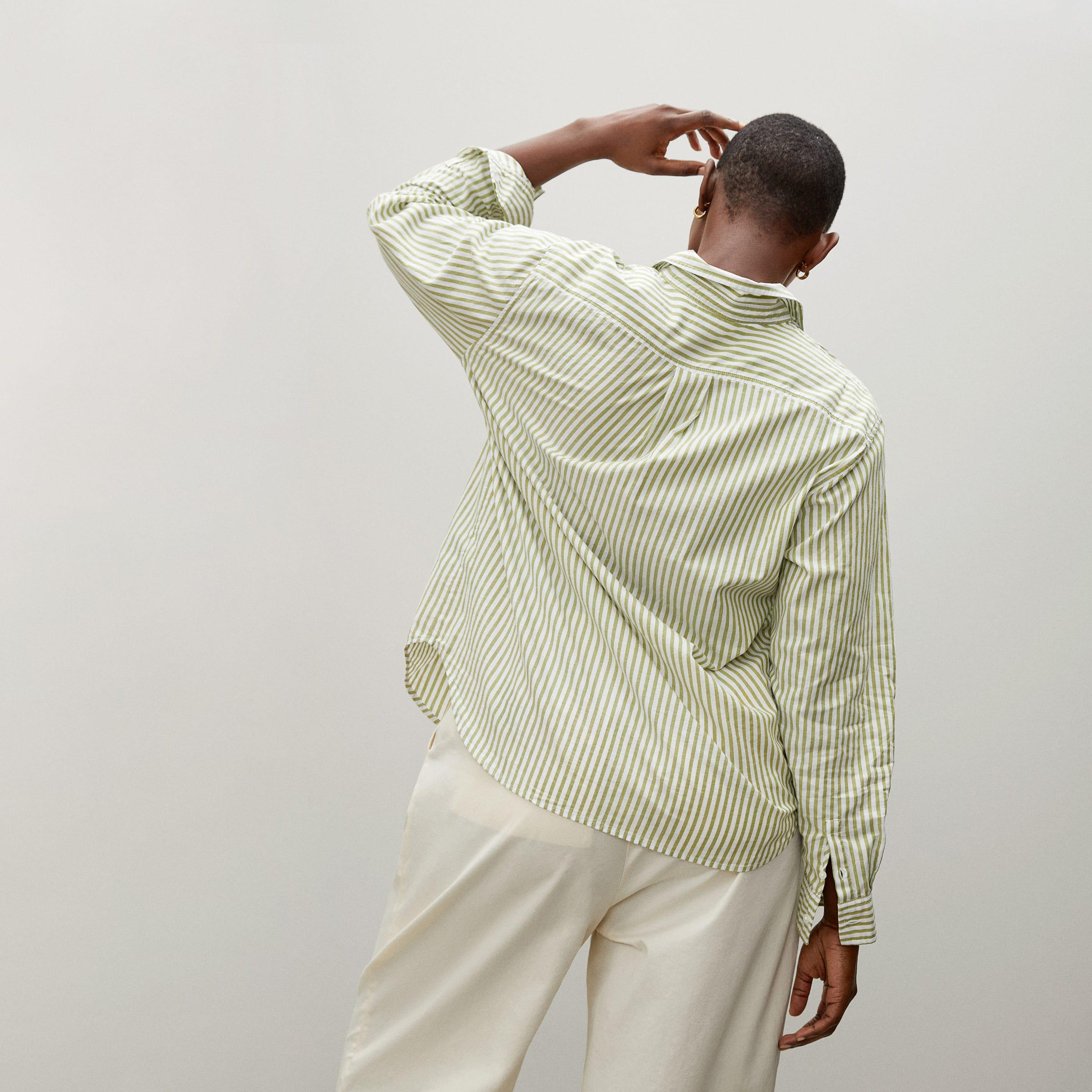 The Silky Cotton Relaxed Shirt 3