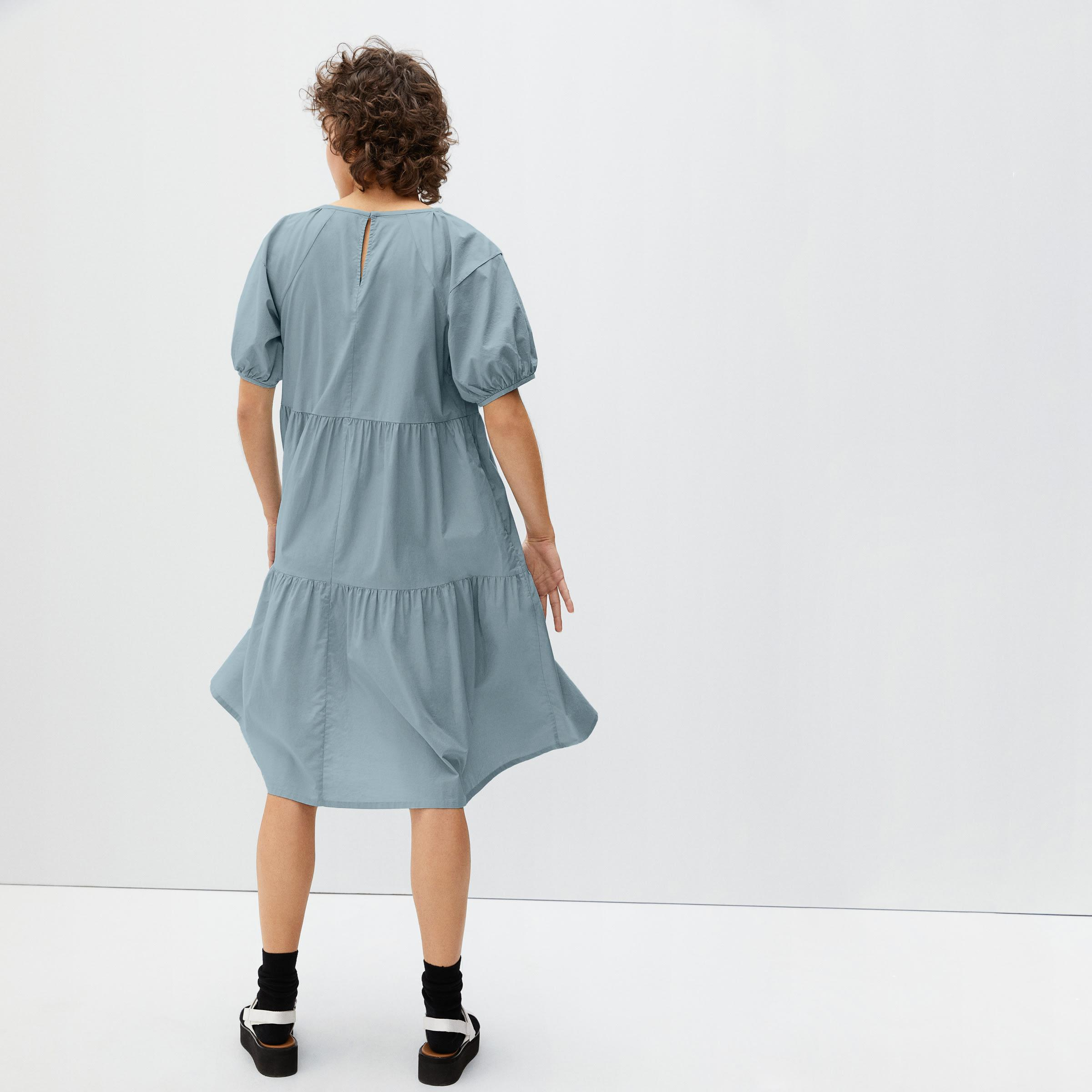 The Tiered Cotton Dress 2