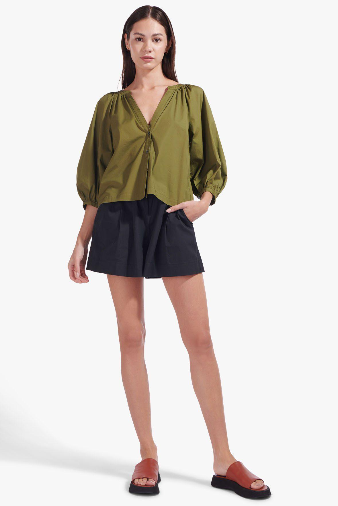 DILL TOP | OLIVE
