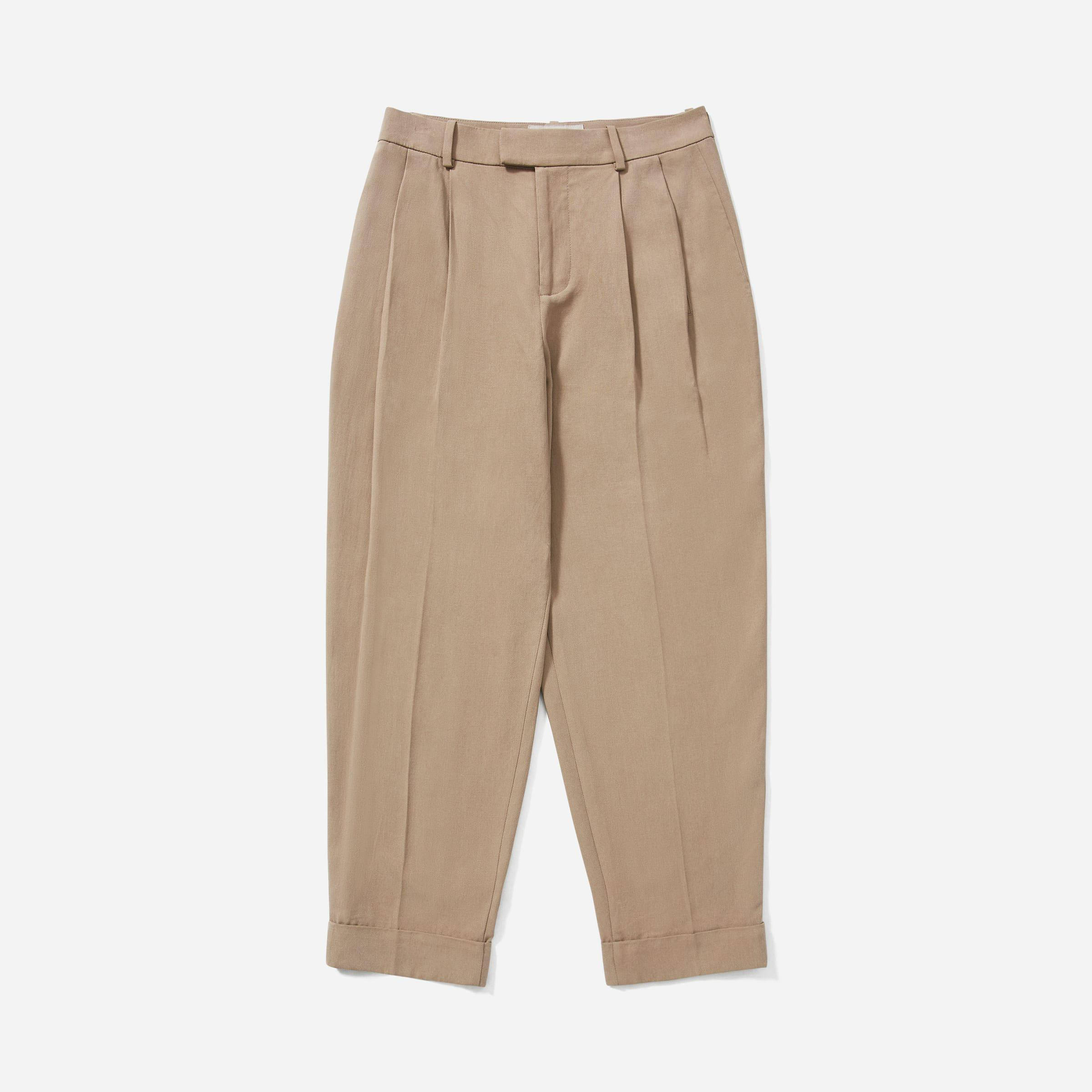 The Put-Together Pleat Pant 6
