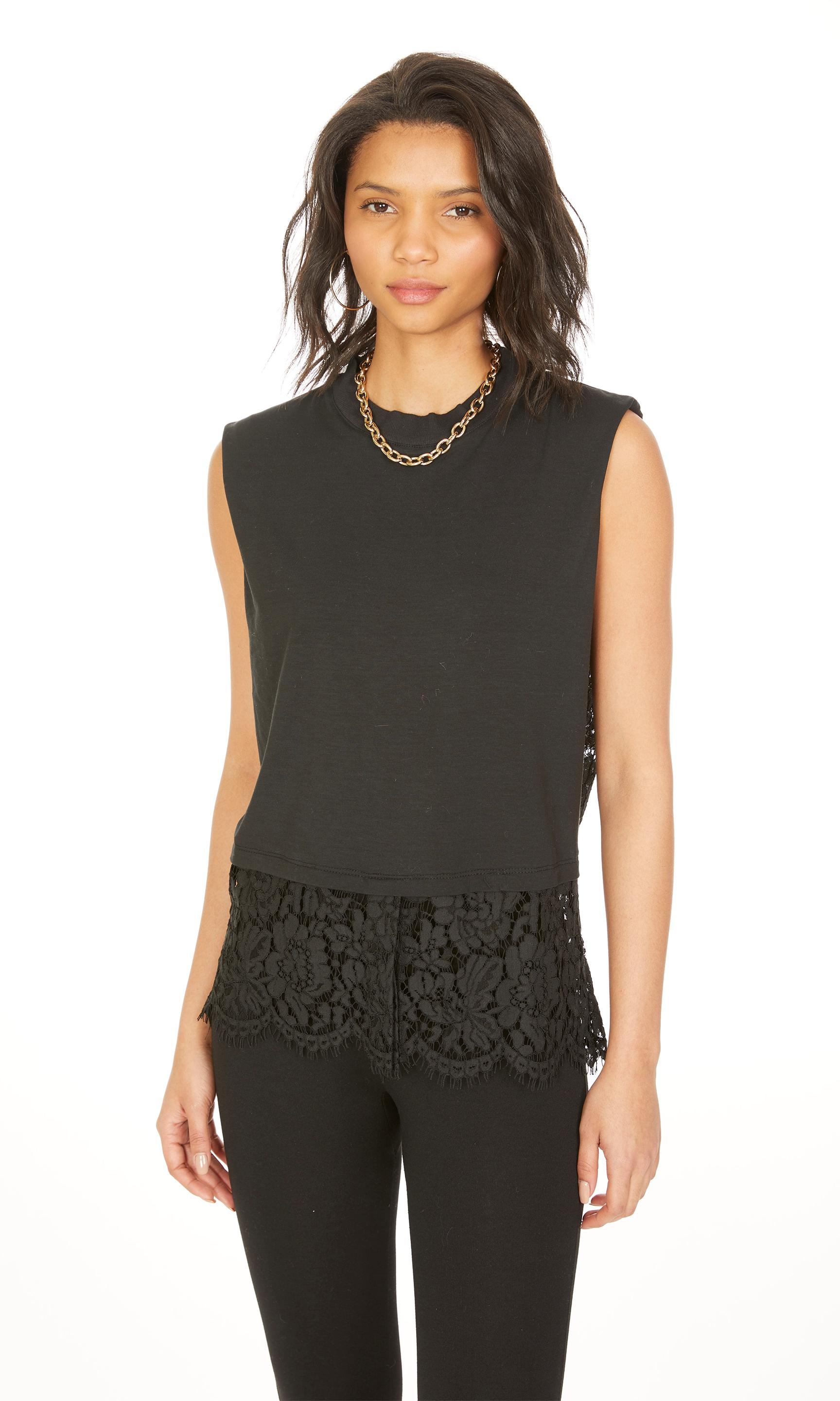 Zia Lace Combo Top