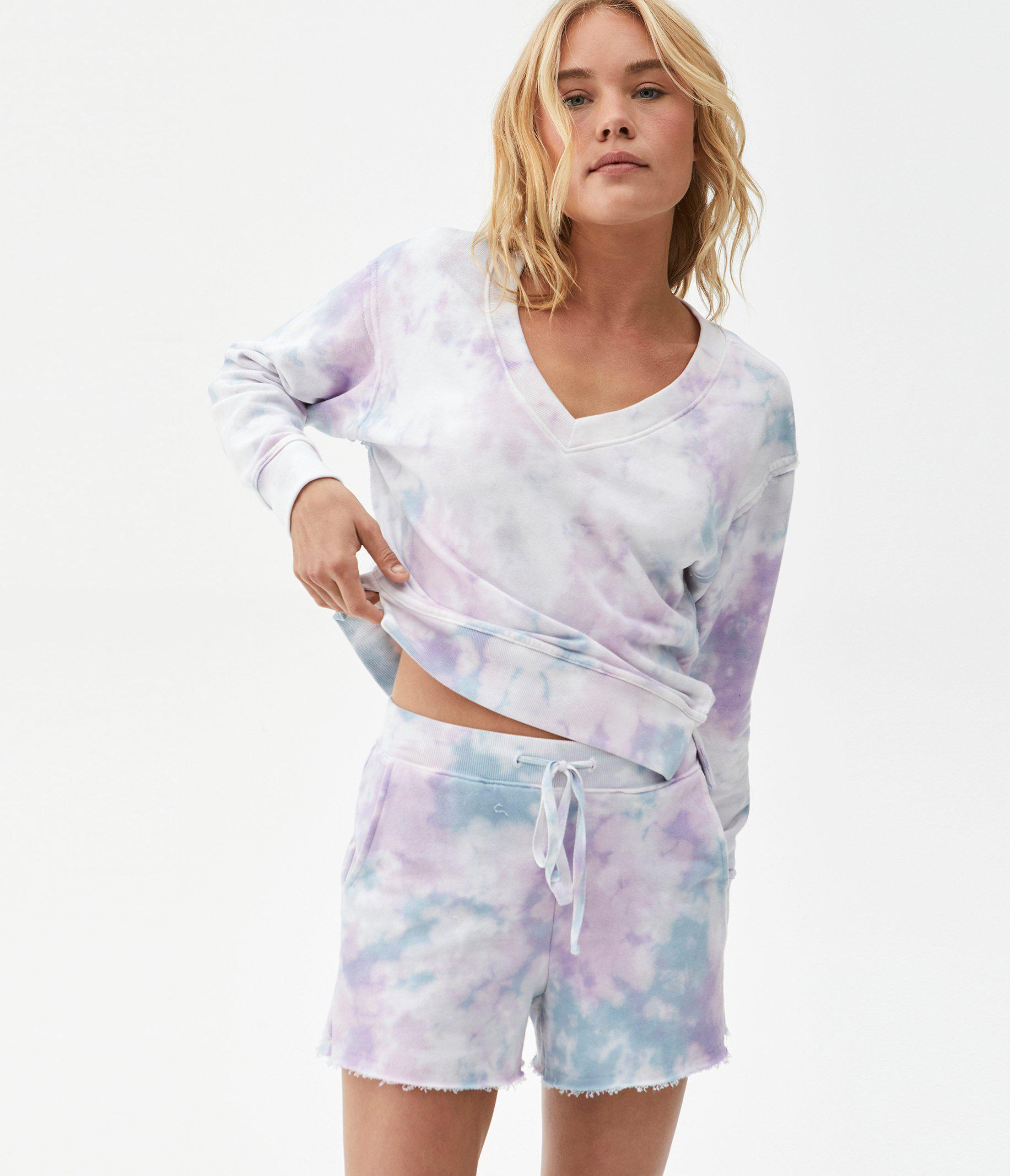 Camila Tie Dyed Pullover