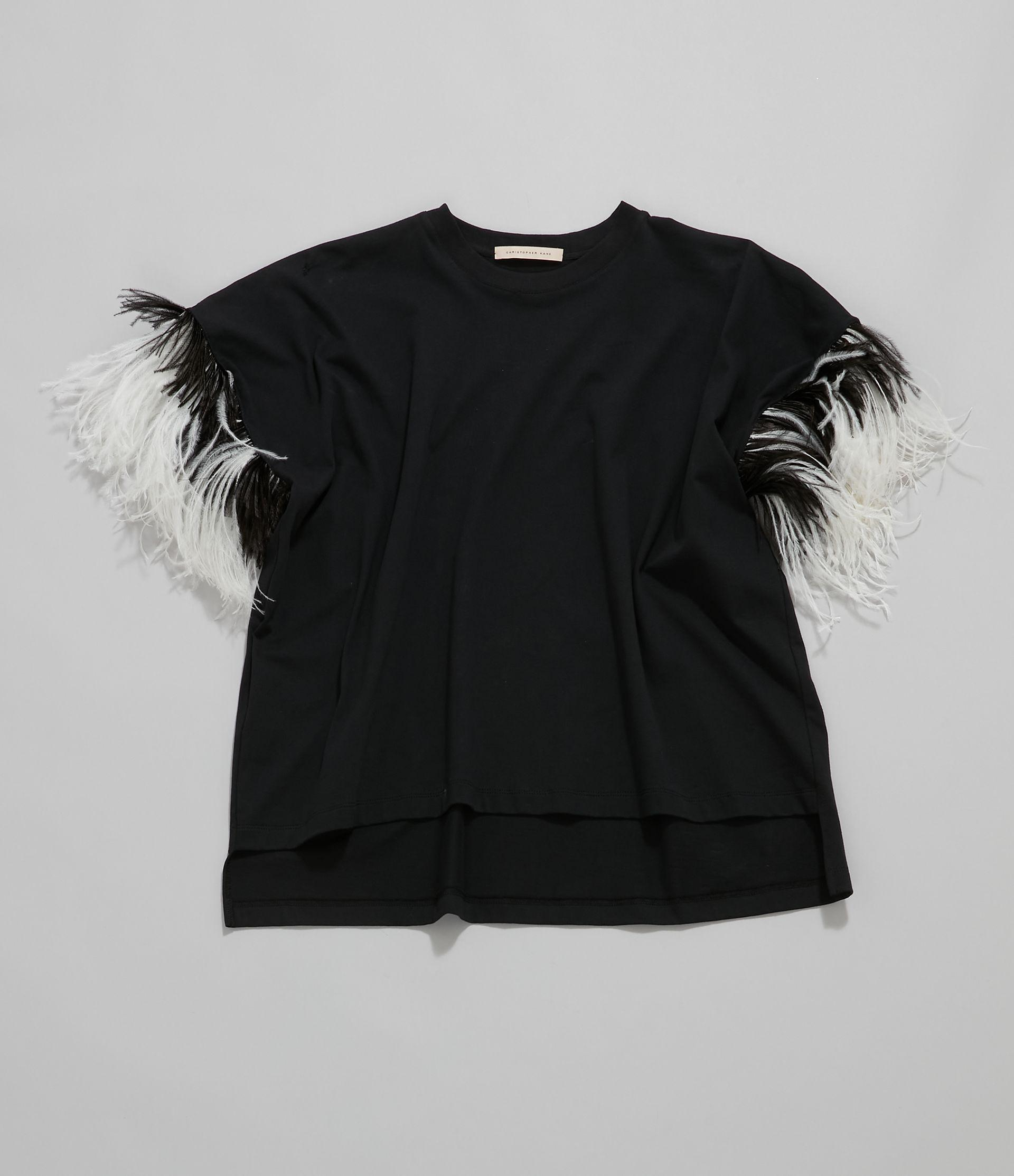 feather t-shirt 4