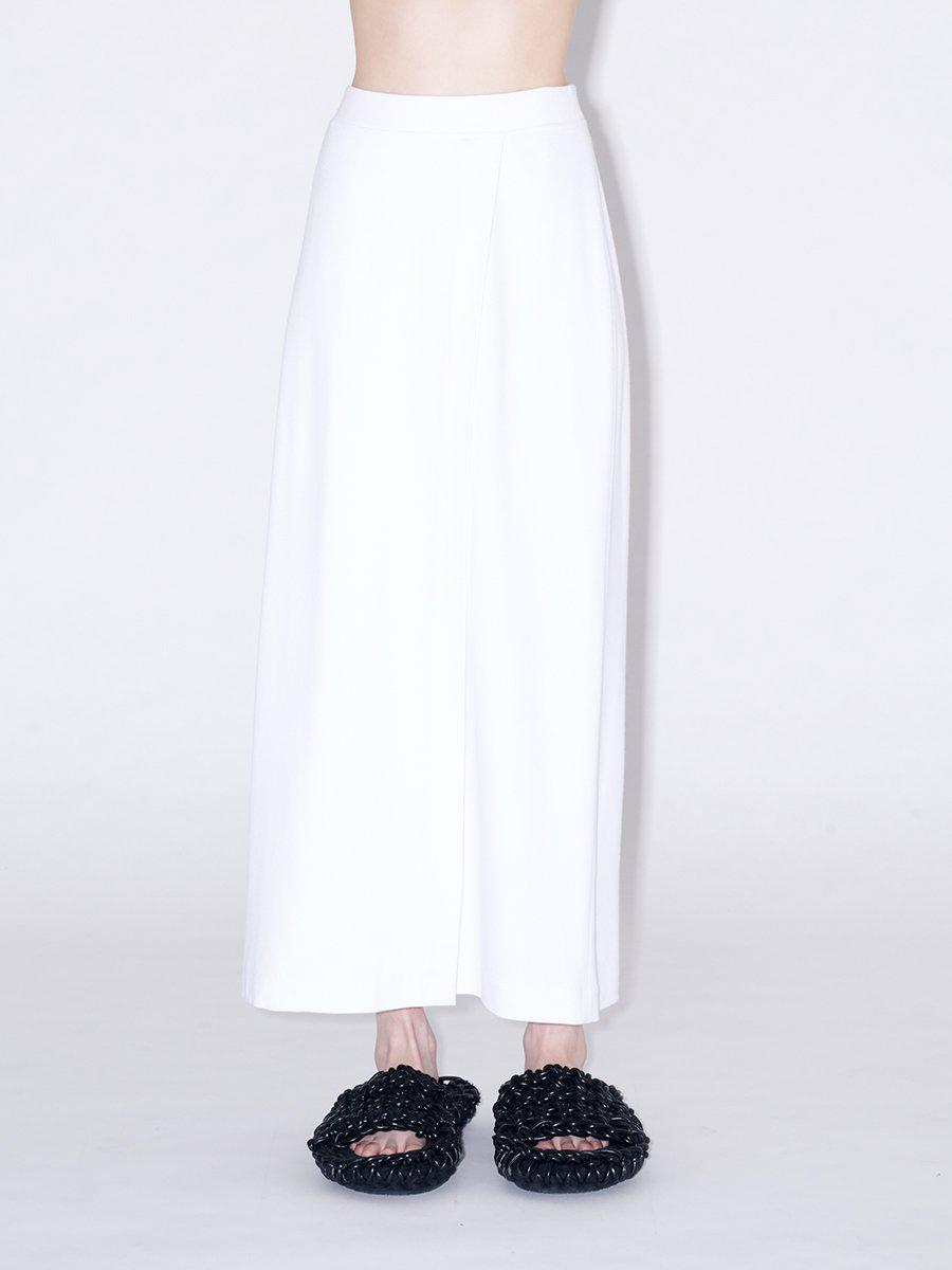 Pull On Wrap Front Skirt 1