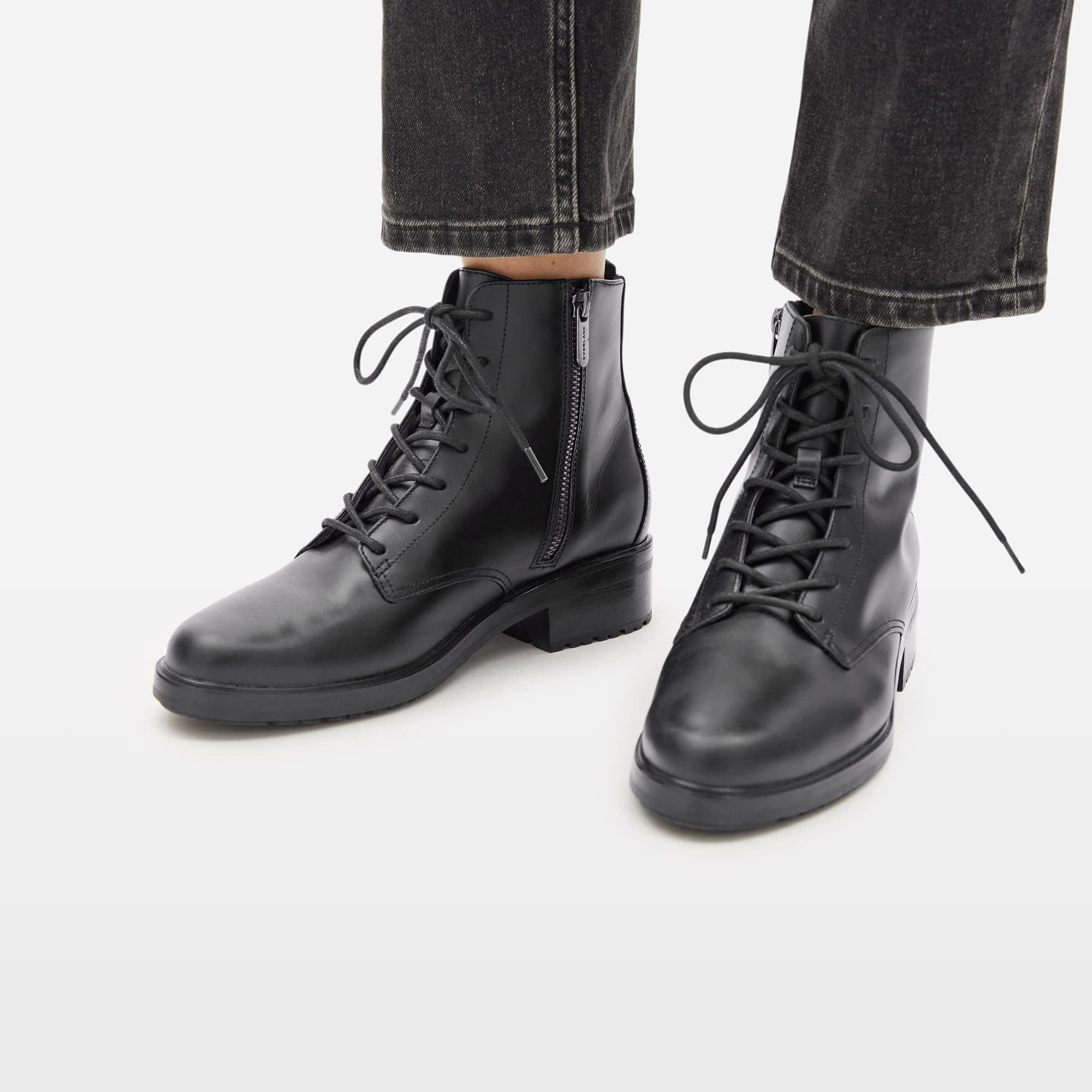 The Modern Utility Lace-Up Boot 4