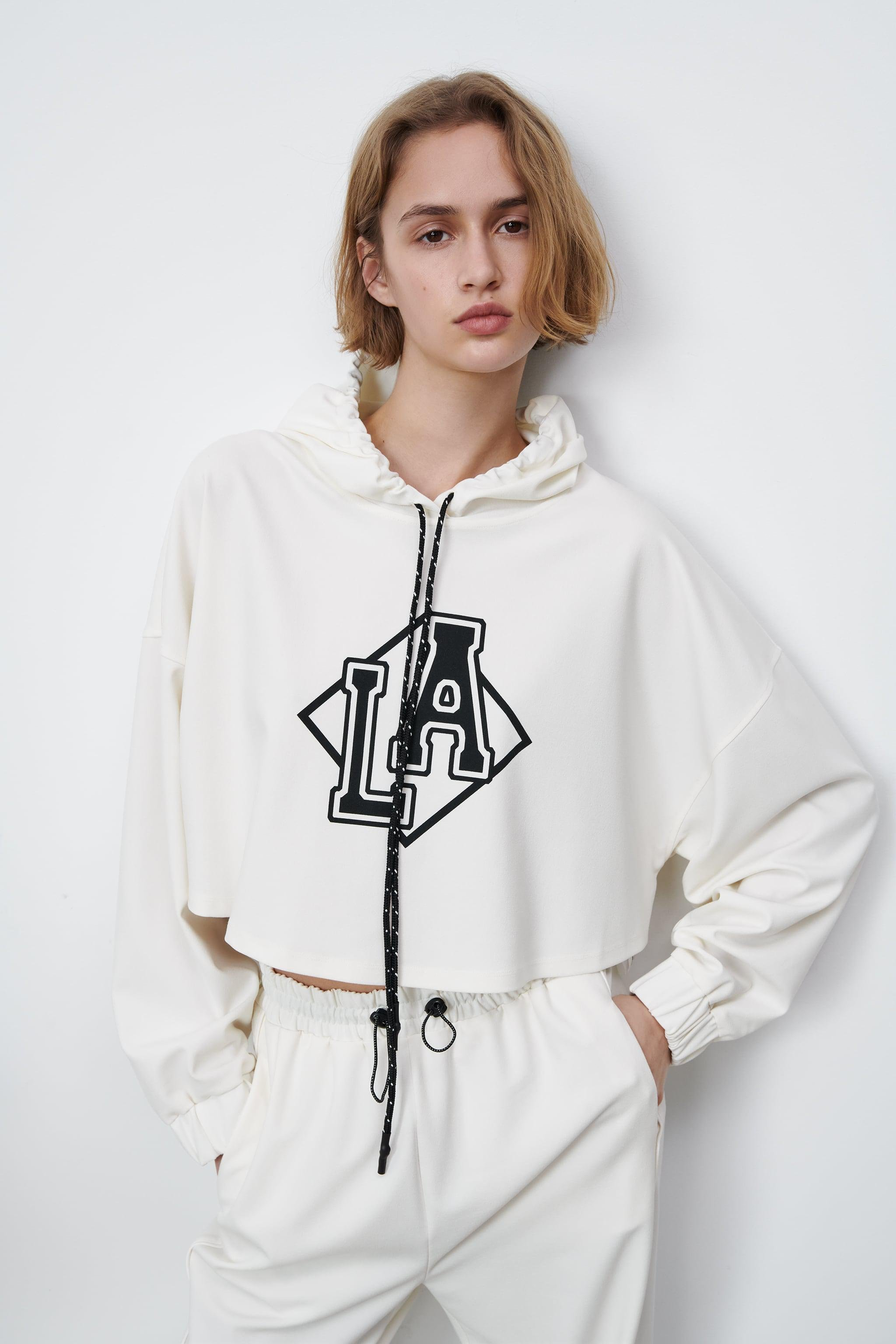 HOODED CROPPED TOP 1