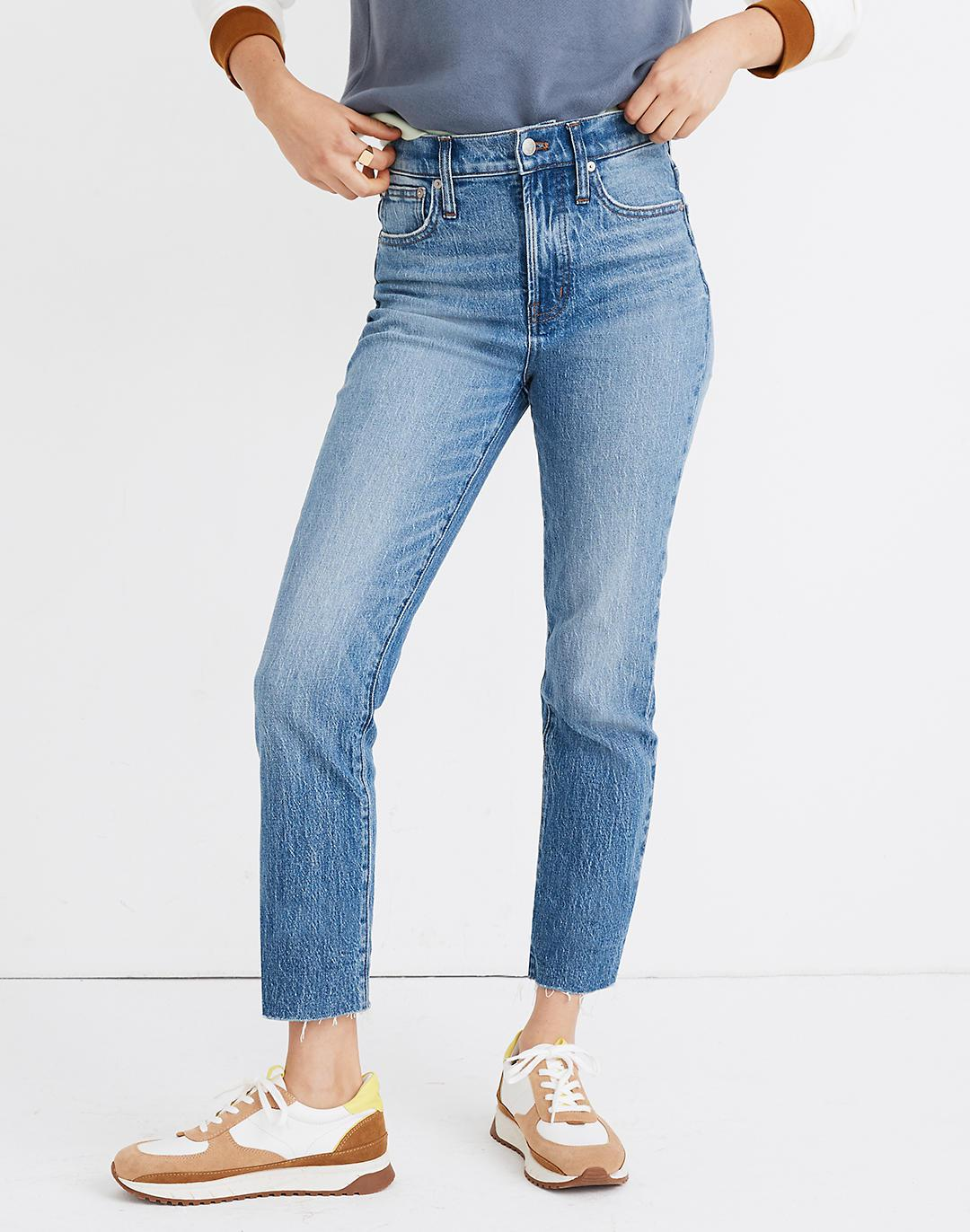 The Perfect Vintage Jean in Enmore Wash: Raw-Hem Edition 3