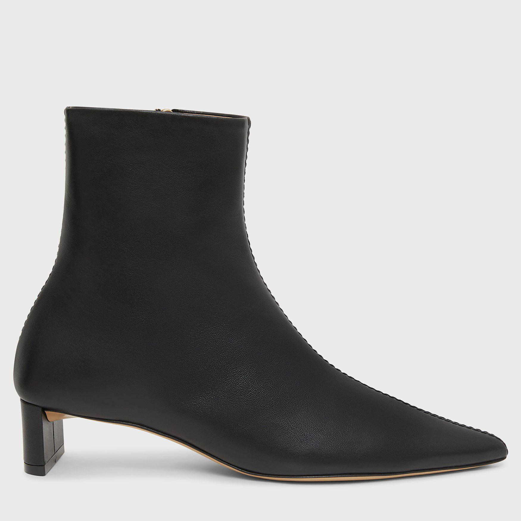 Pointy Boot - Black