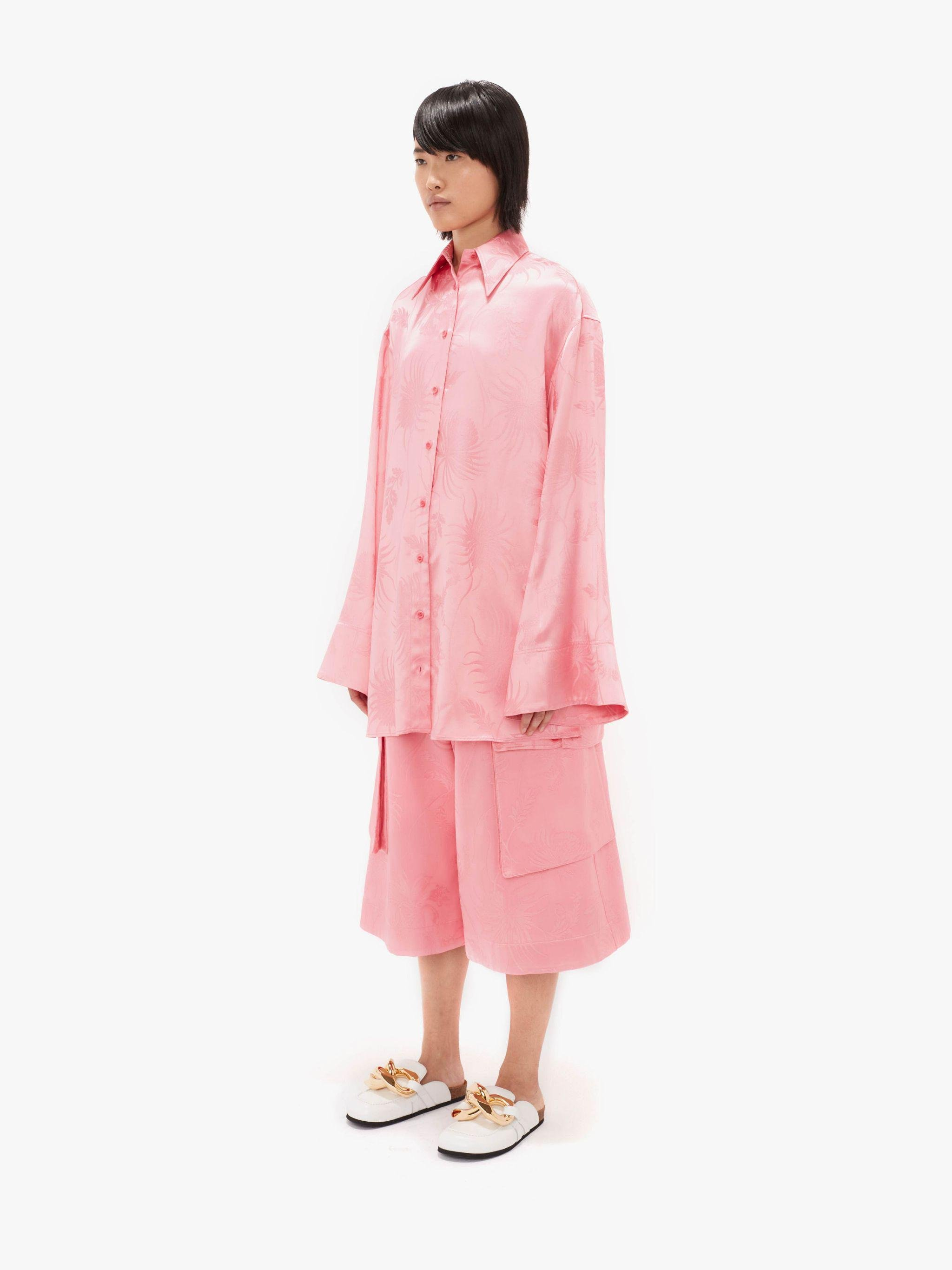 RELAXED SHIRT TUNIC 1
