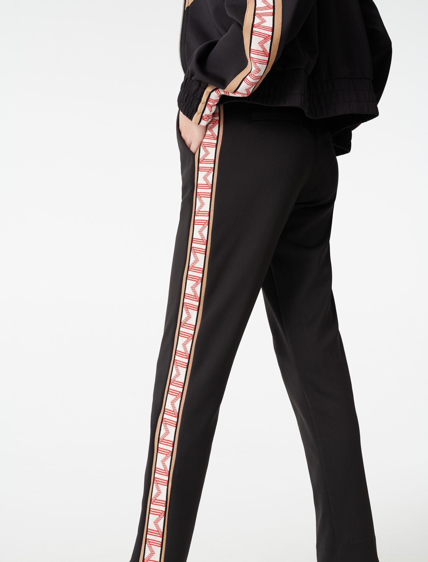 TRACKSUIT BOTTOMS WITH BANDS 2