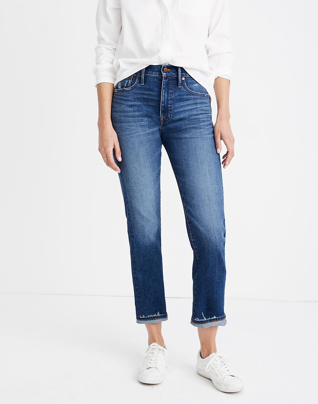 Tall Classic Straight Jeans: Selvedge Edition 3