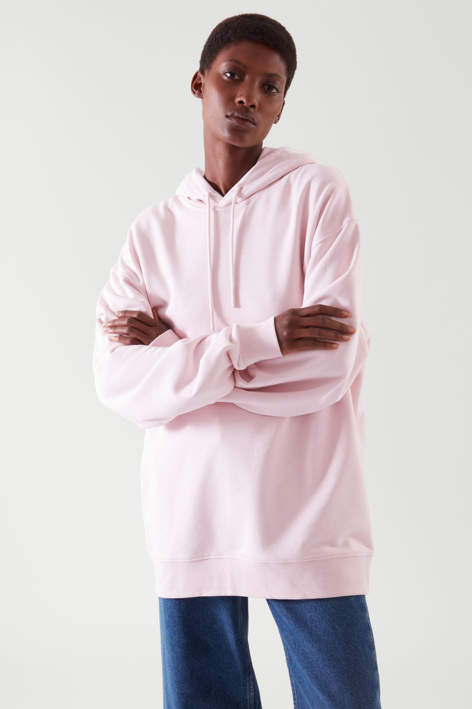 OVERSIZED-FIT HOODIE
