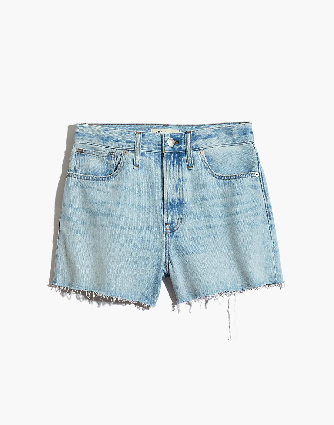 The Perfect Jean Short in Millman Wash 5