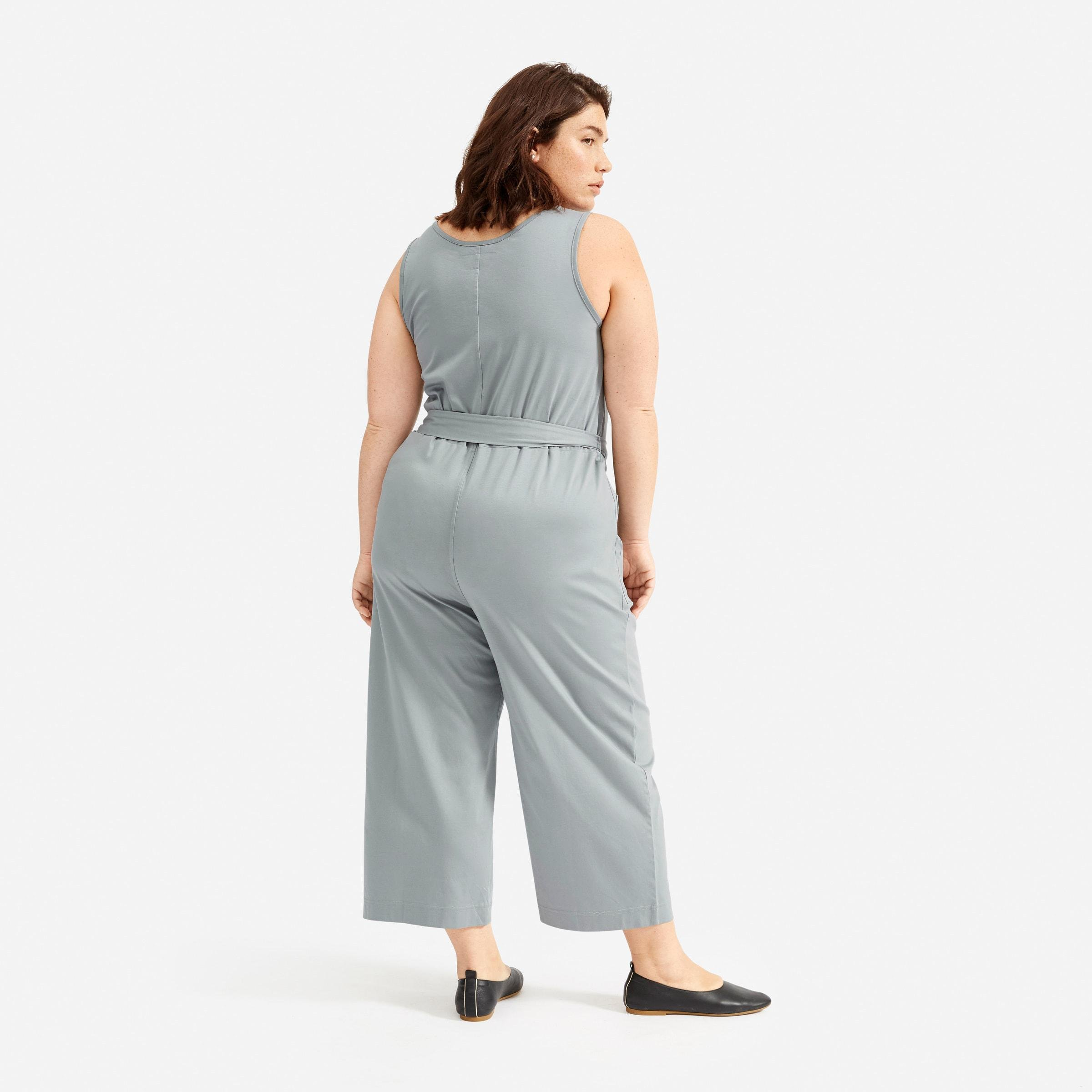 The Luxe Cotton Jumpsuit 3