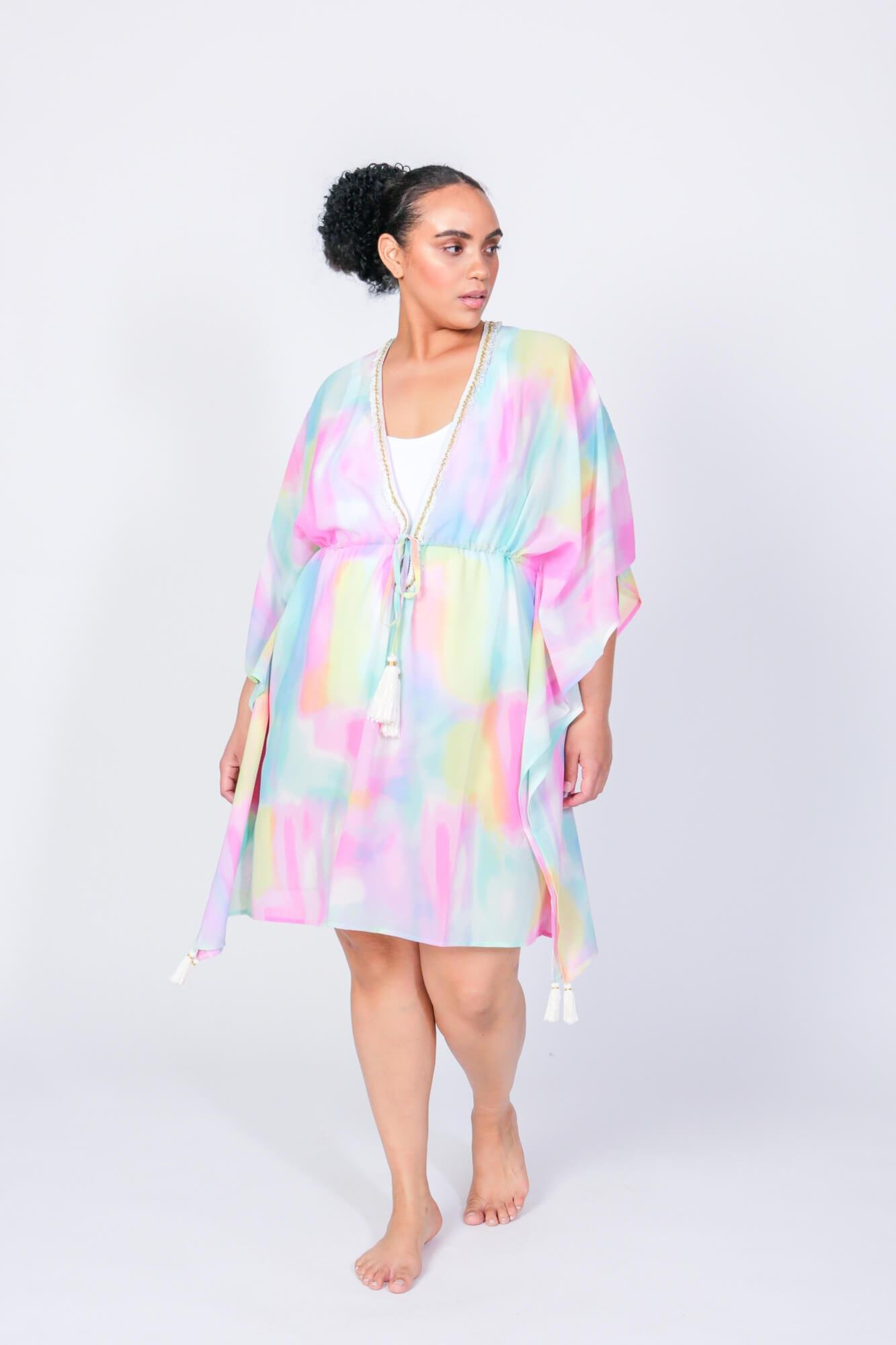 Flowy Sweets Cover Up 3