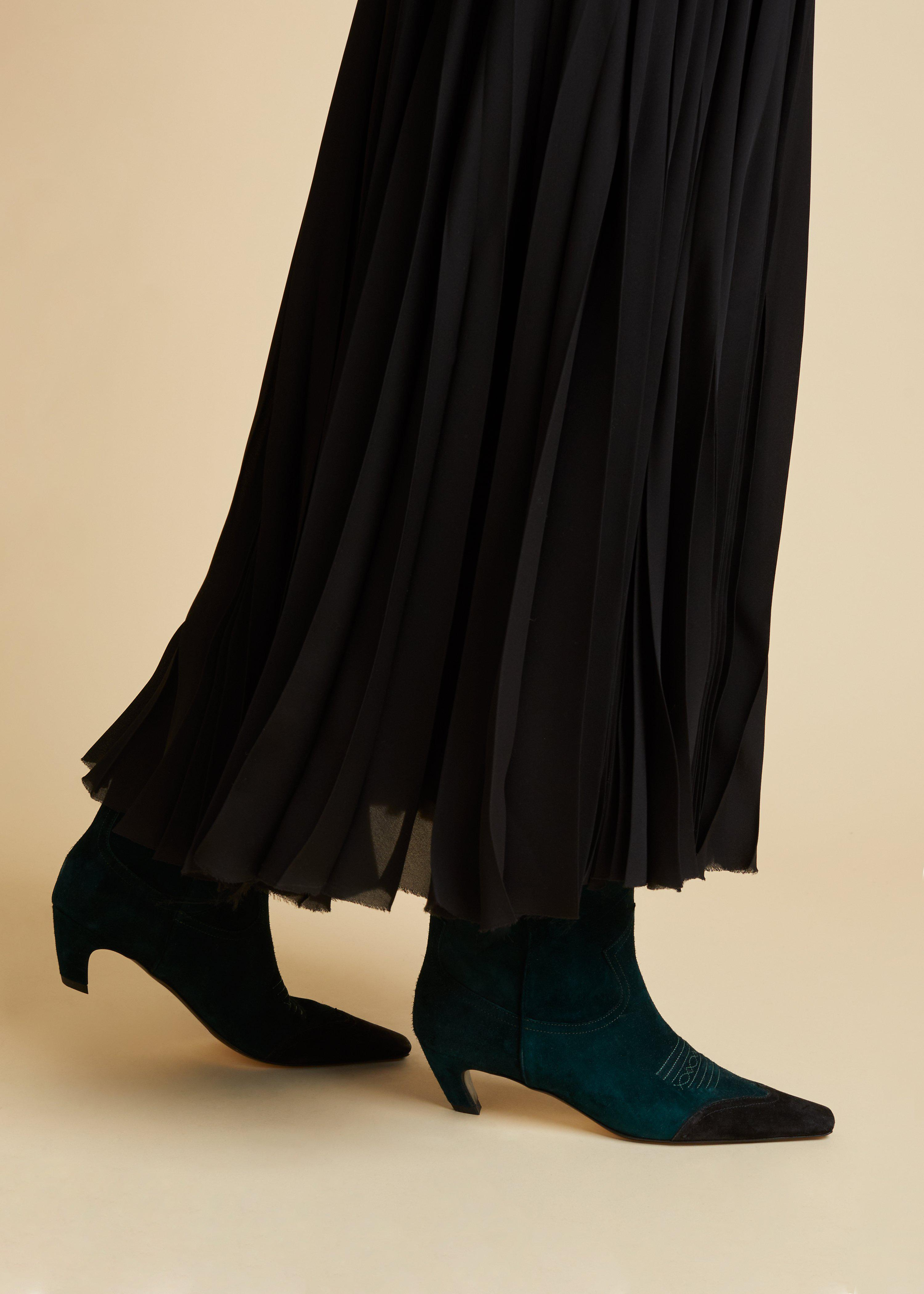 The Mary Dress in Black 3