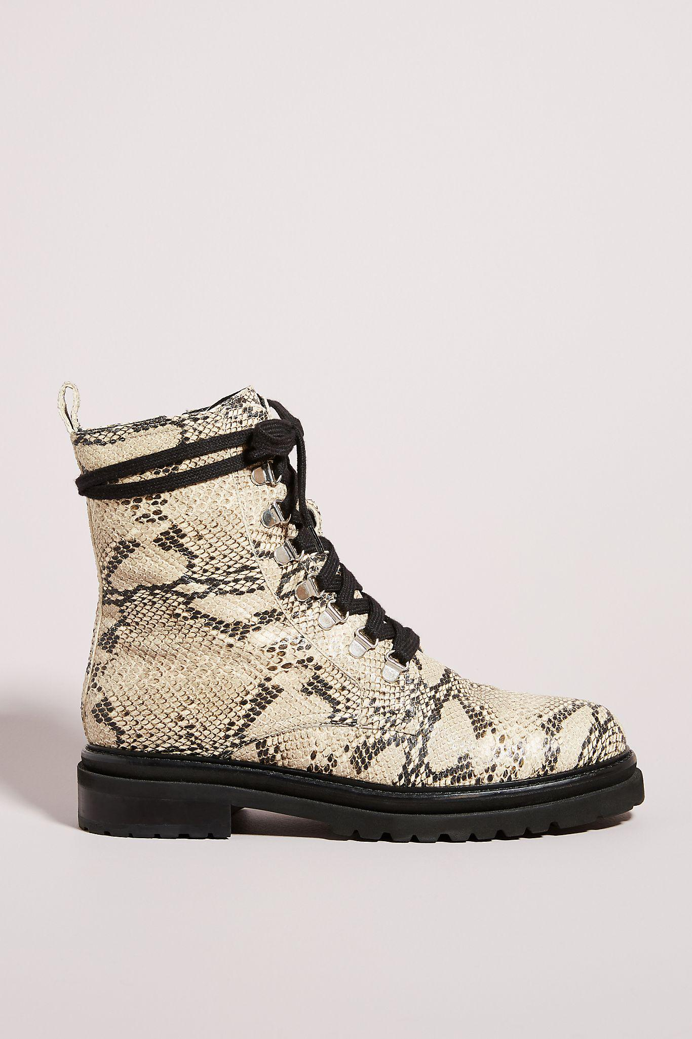 Shane Lace-Up Boots