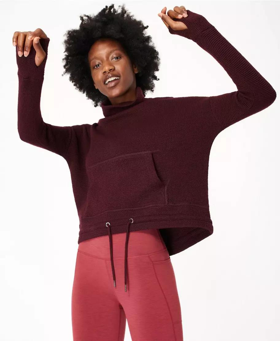 Restful Boucle Sweater