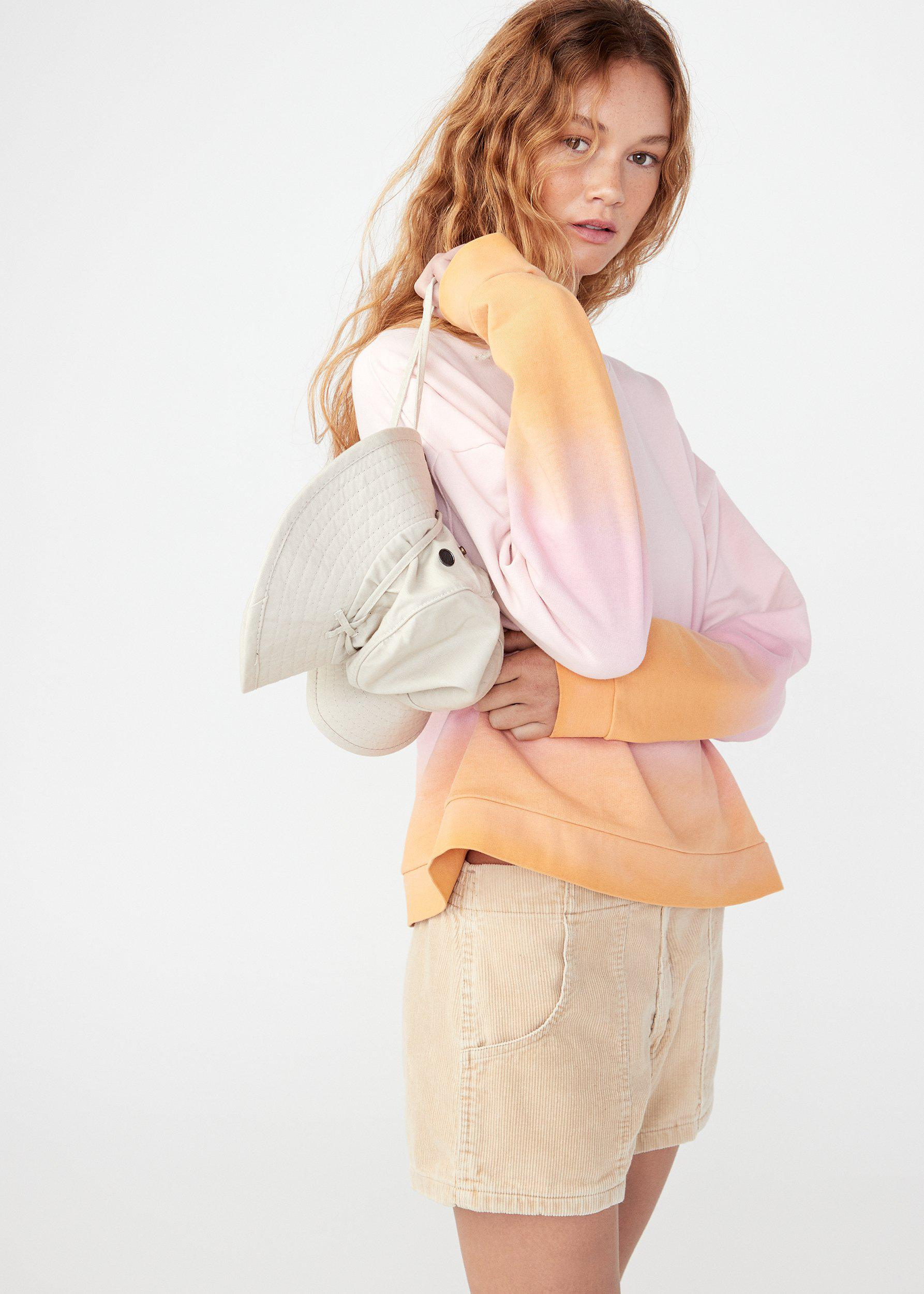 The Organic Ombre Summer - Pink/Gold 3