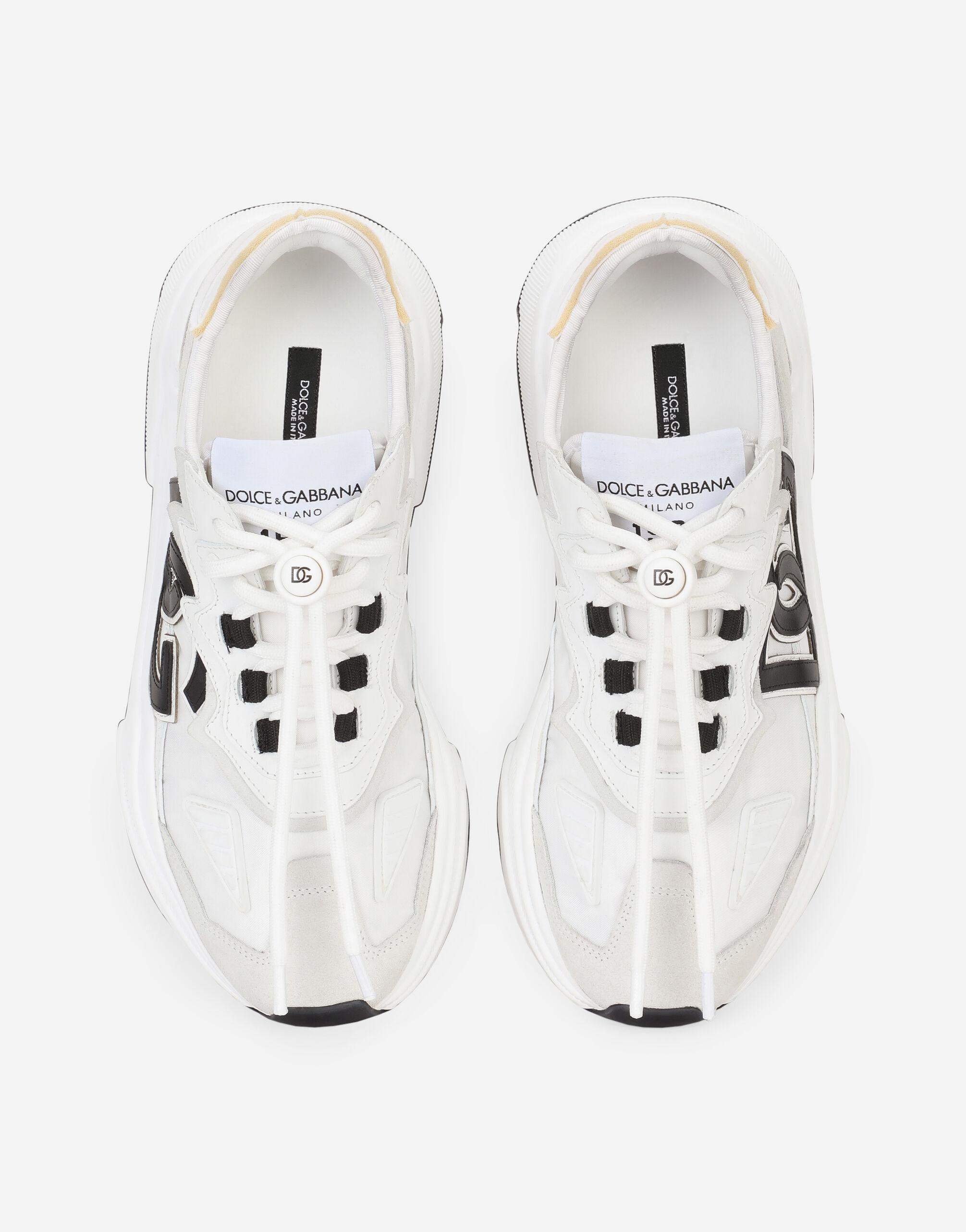 Mixed-materials Daymaster sneakers 3