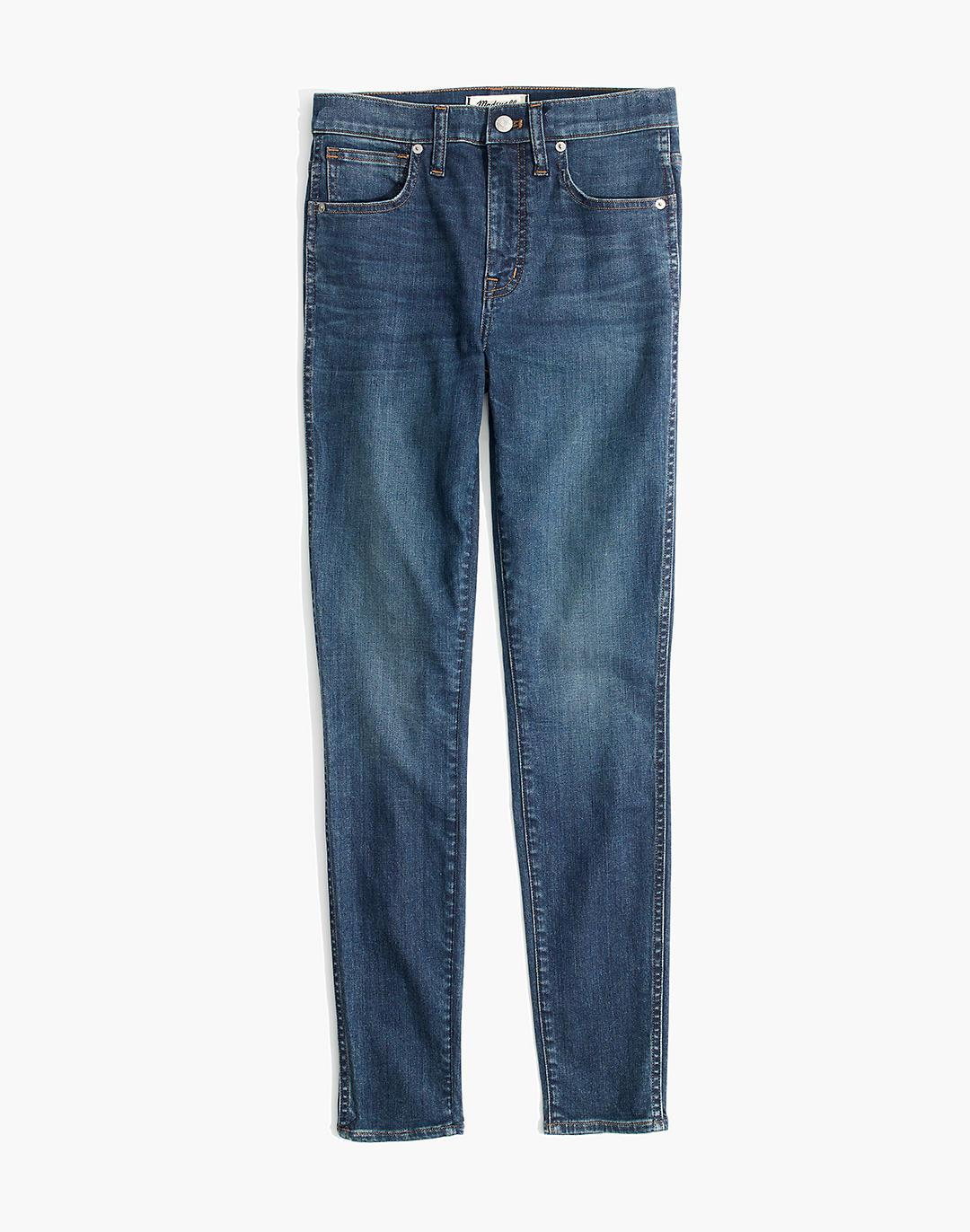"""Taller 10"""" High-Rise Skinny Jeans in Elinor Wash: Eco Edition 3"""