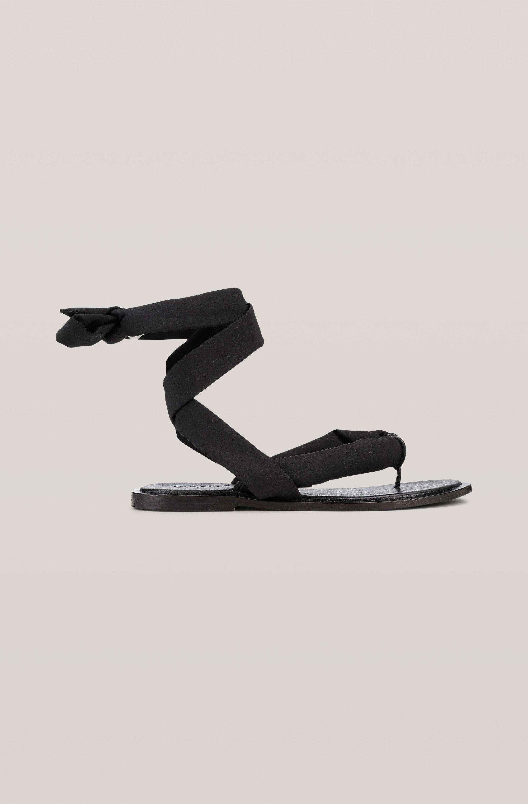 Recycled Tech Fabric Sandal