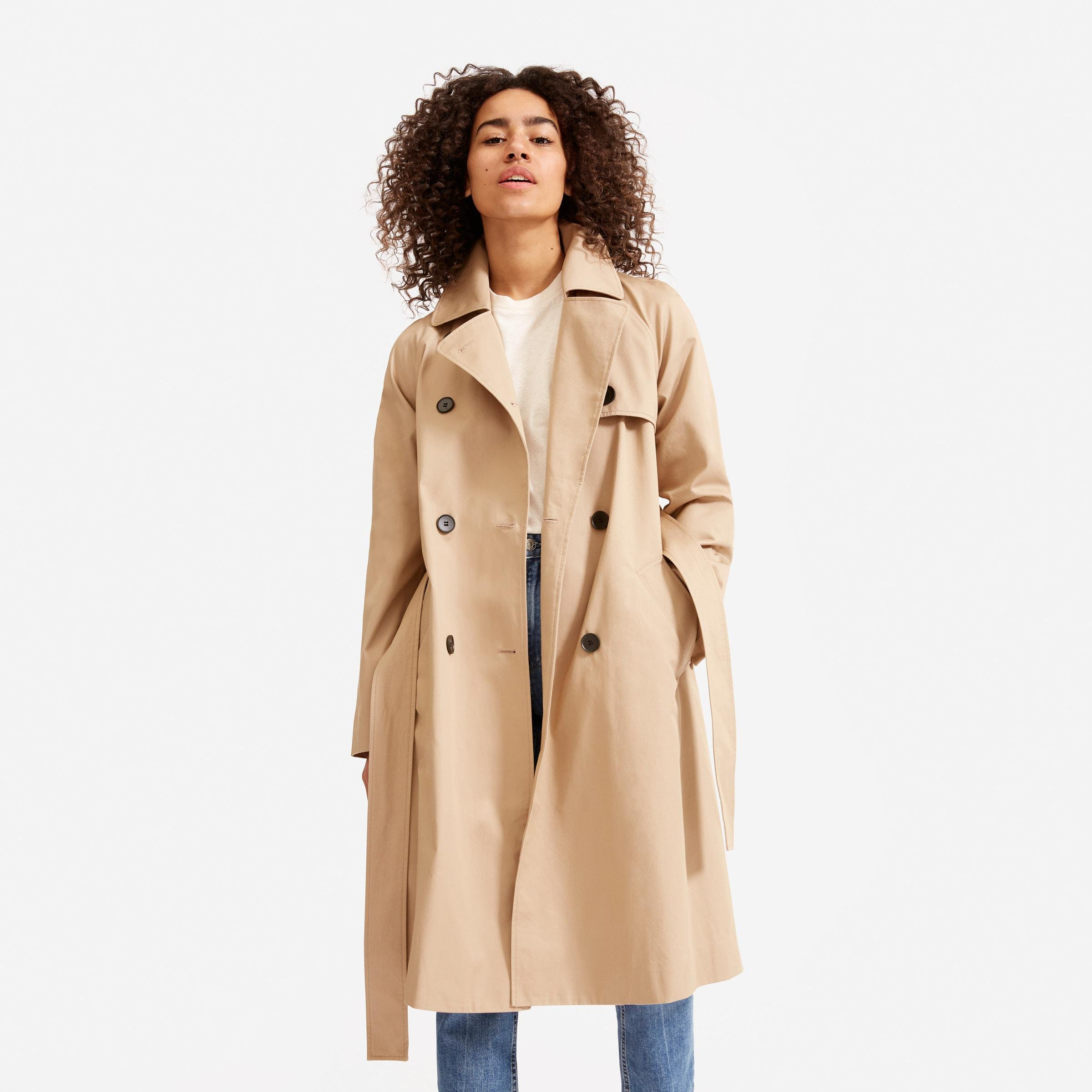The Modern Trench Coat