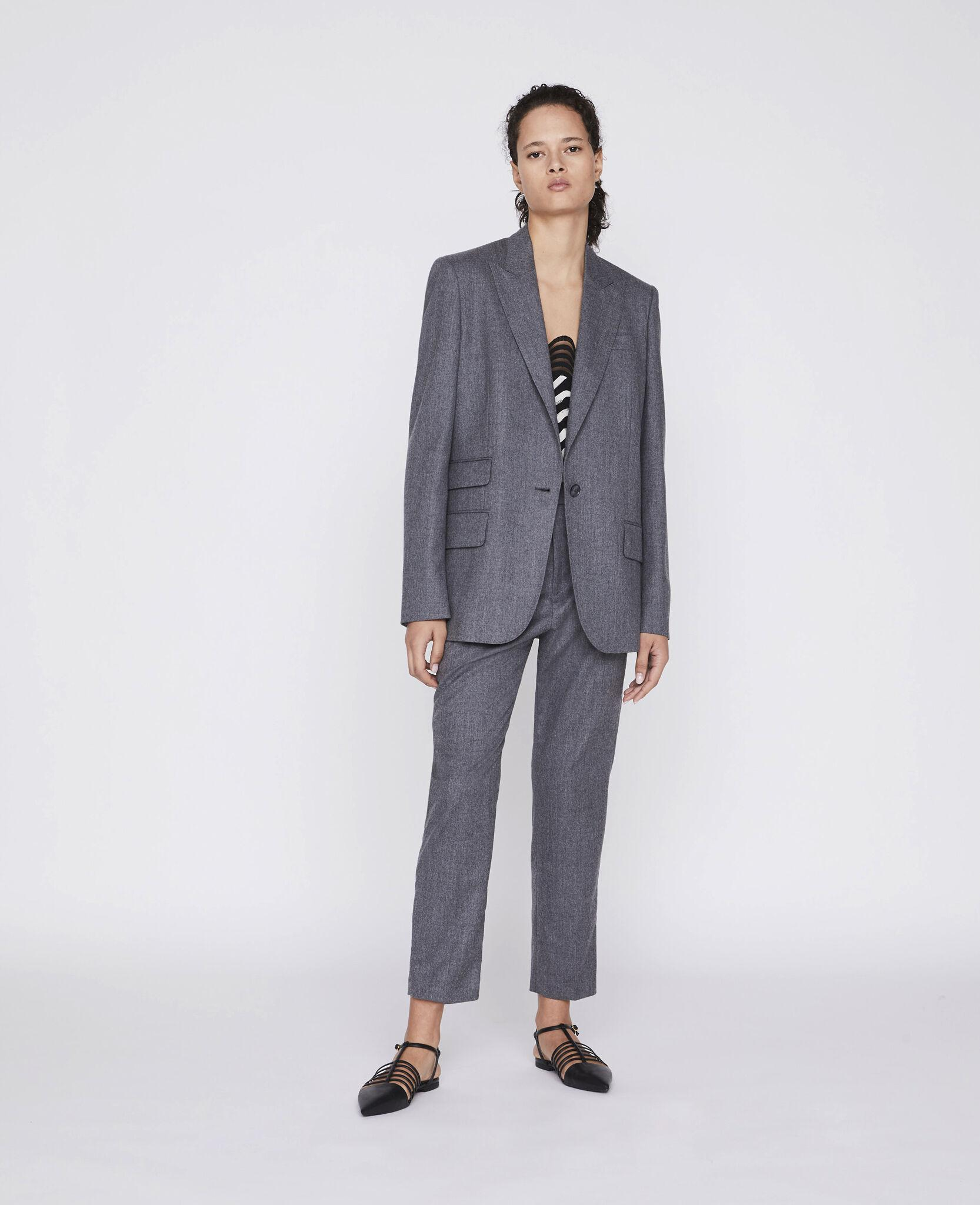 Tailored Bell Jacket