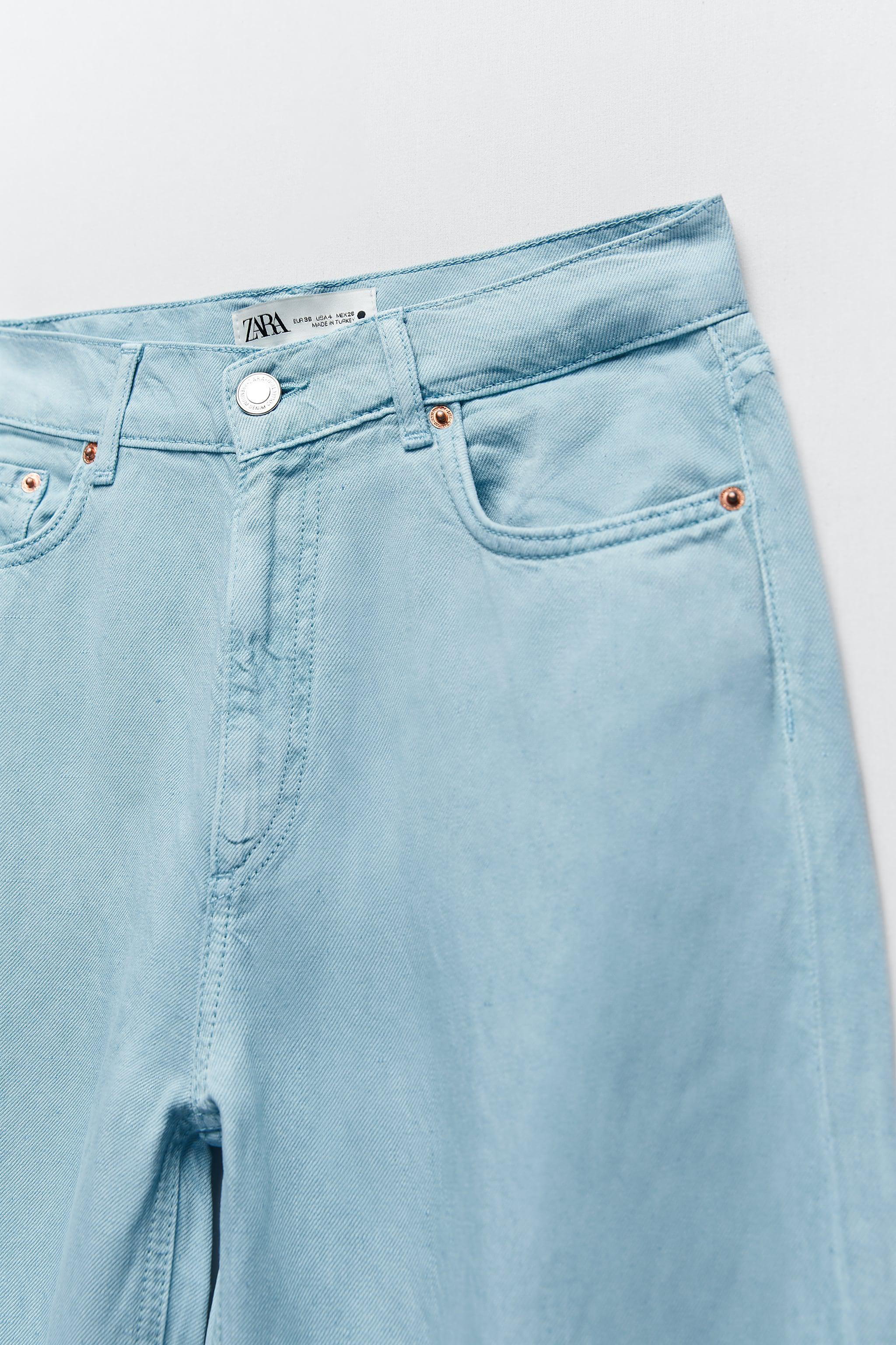 THE DITTA WIDE LEG ZW JEANS 3