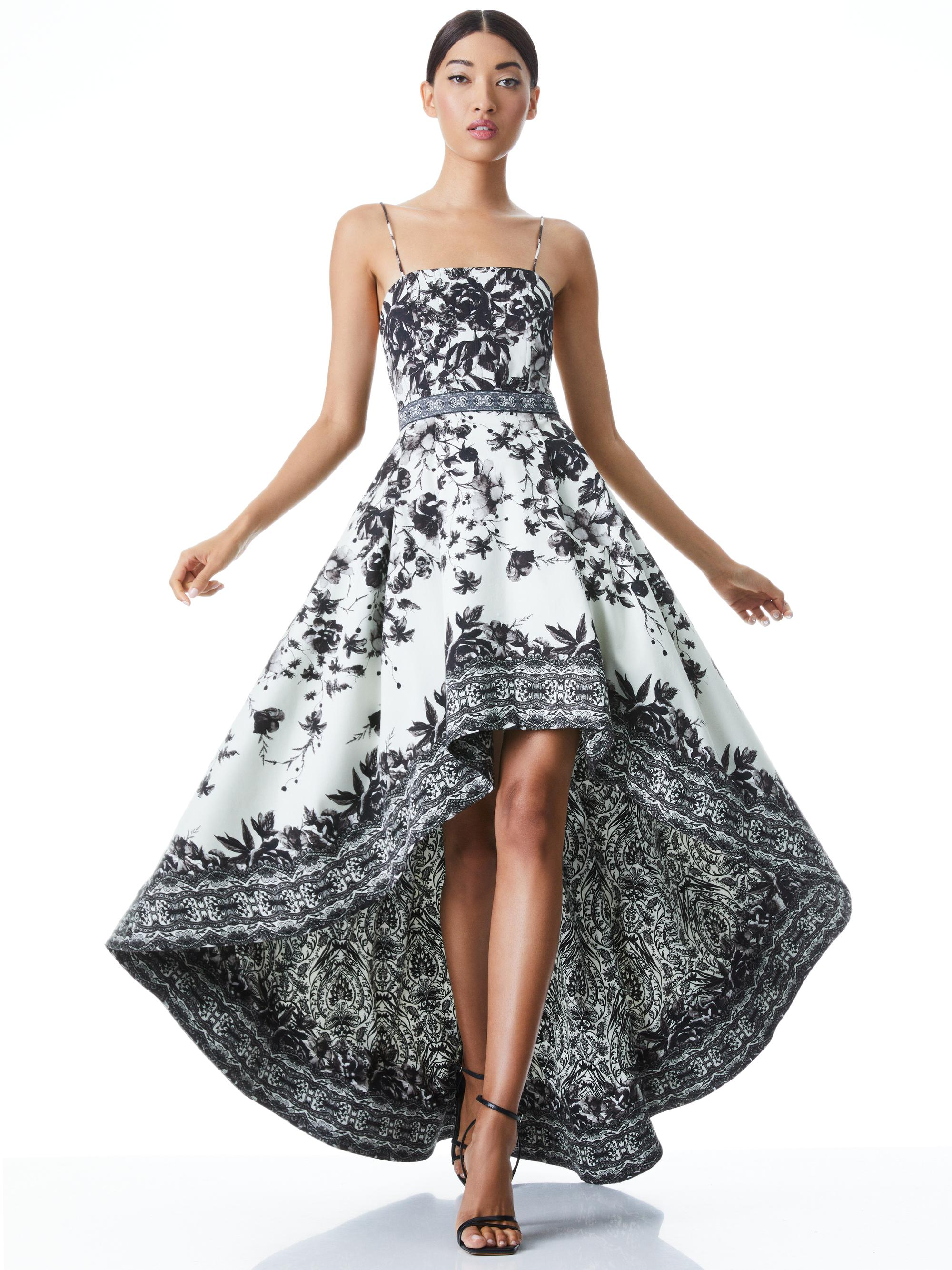 FLORENCE HIGH LOW GOWN 2