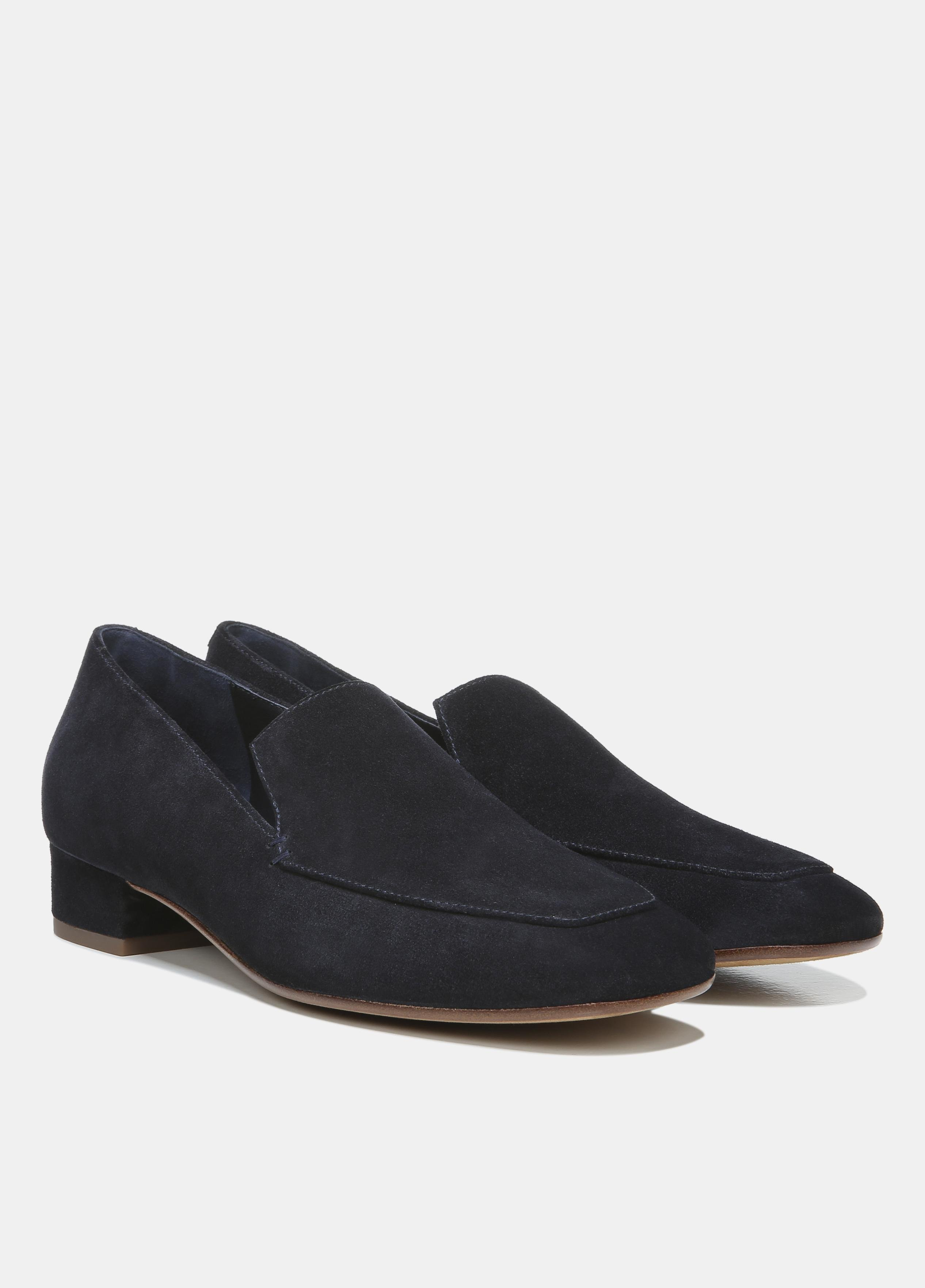 Suede Fauna Loafer 1