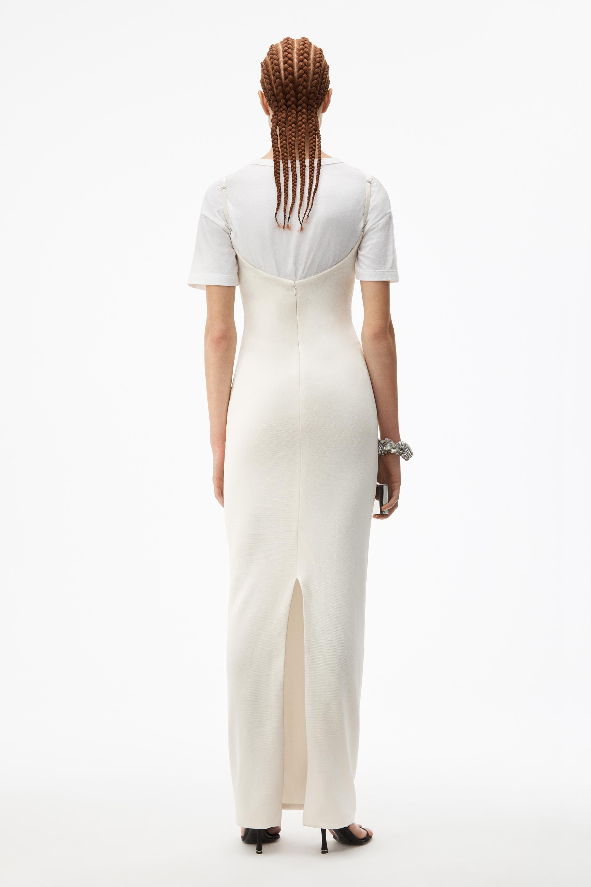 draped corset gown 3