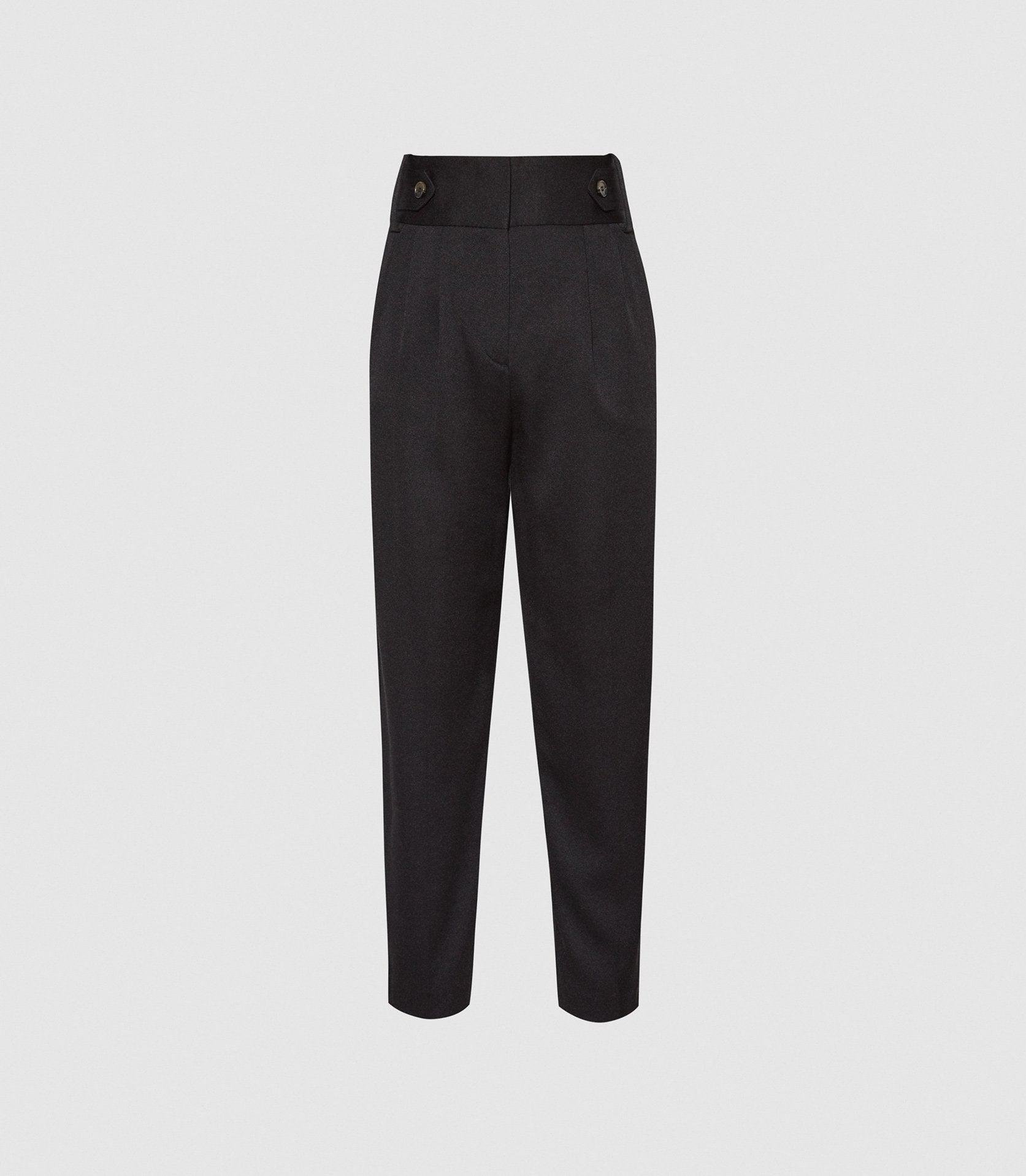 STANTON - CROPPED TAPERED PANTS 3