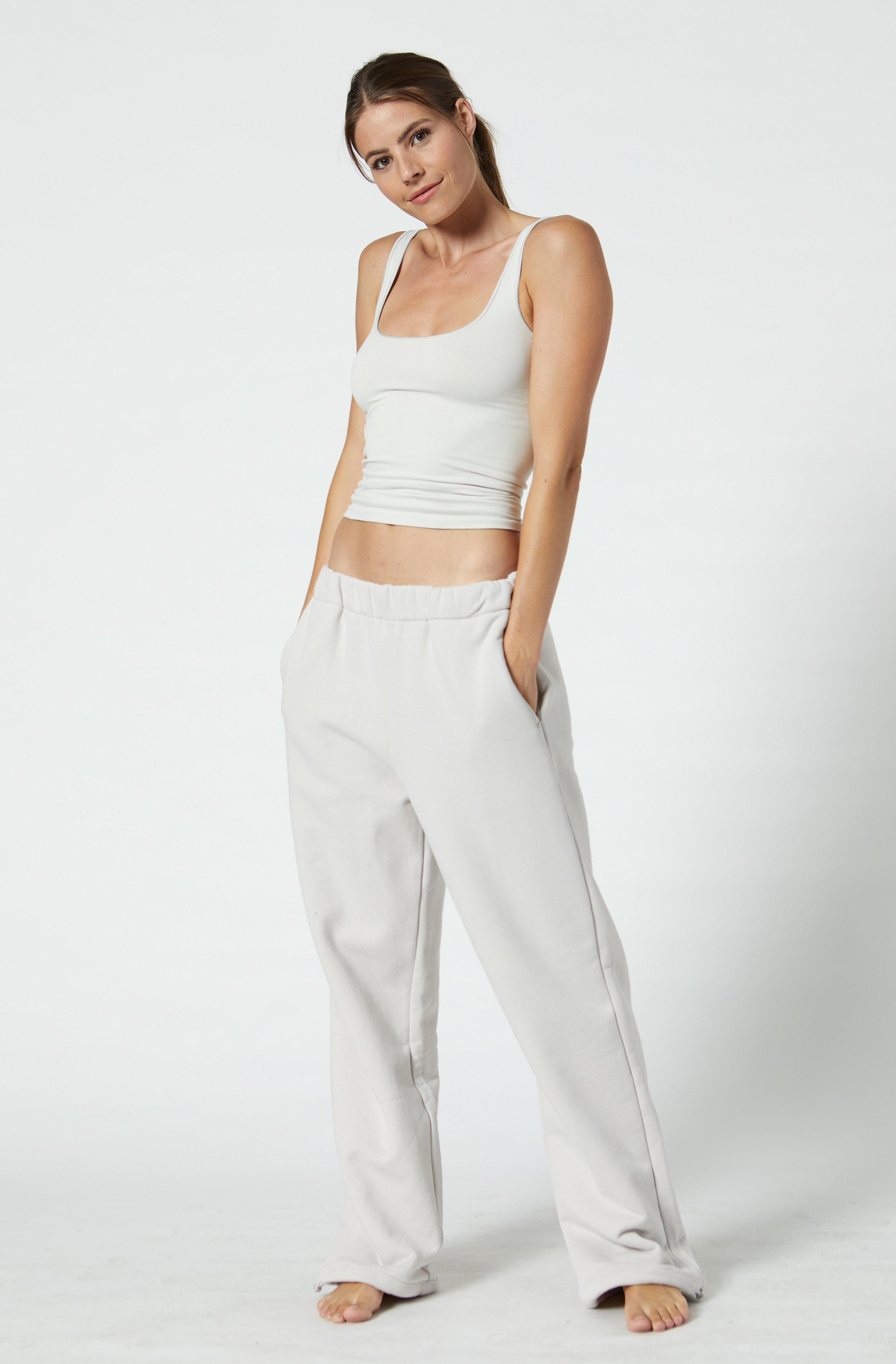 French Terry High Waisted Sweatpants 5