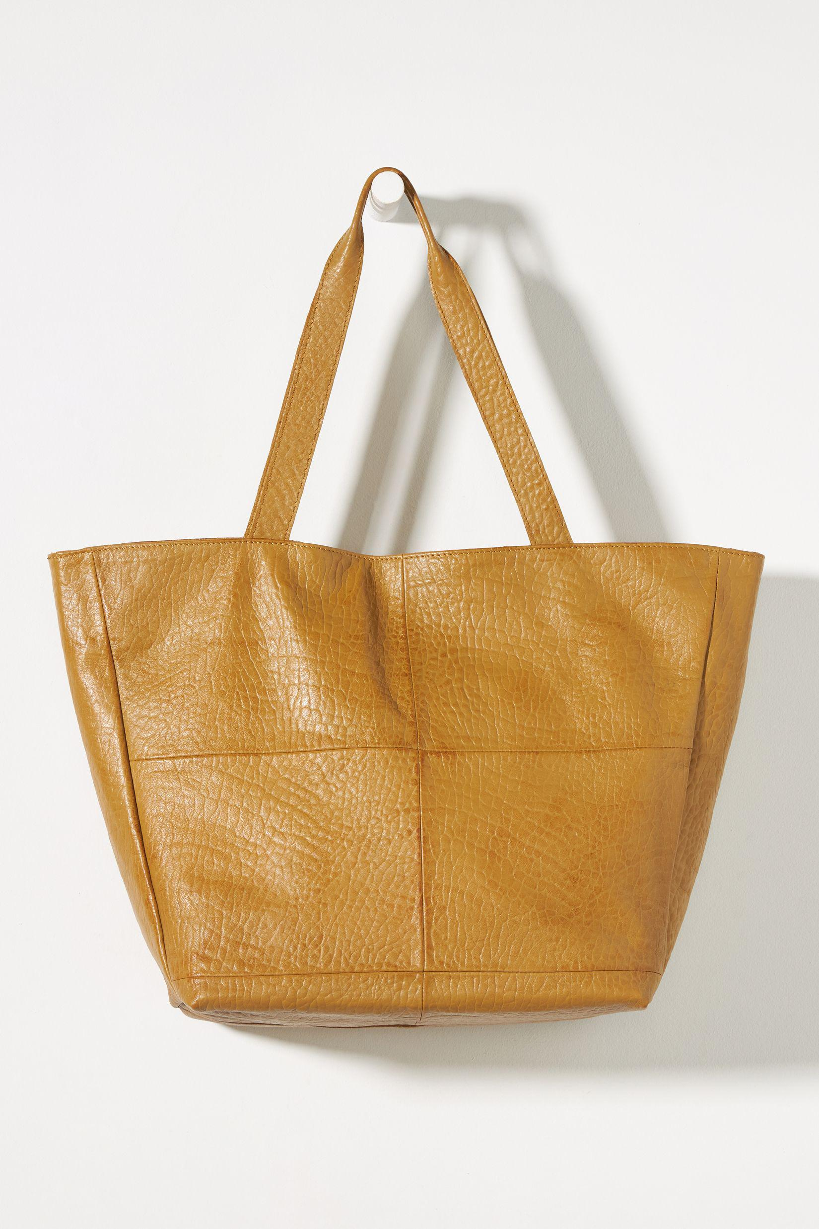 Everyday Leather Tote Bag 1